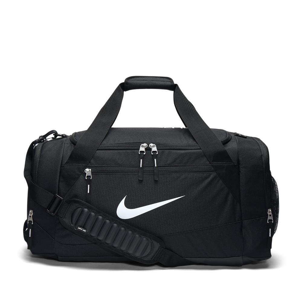 Hoops Elite Max Air Team Large Duffel Bag Black