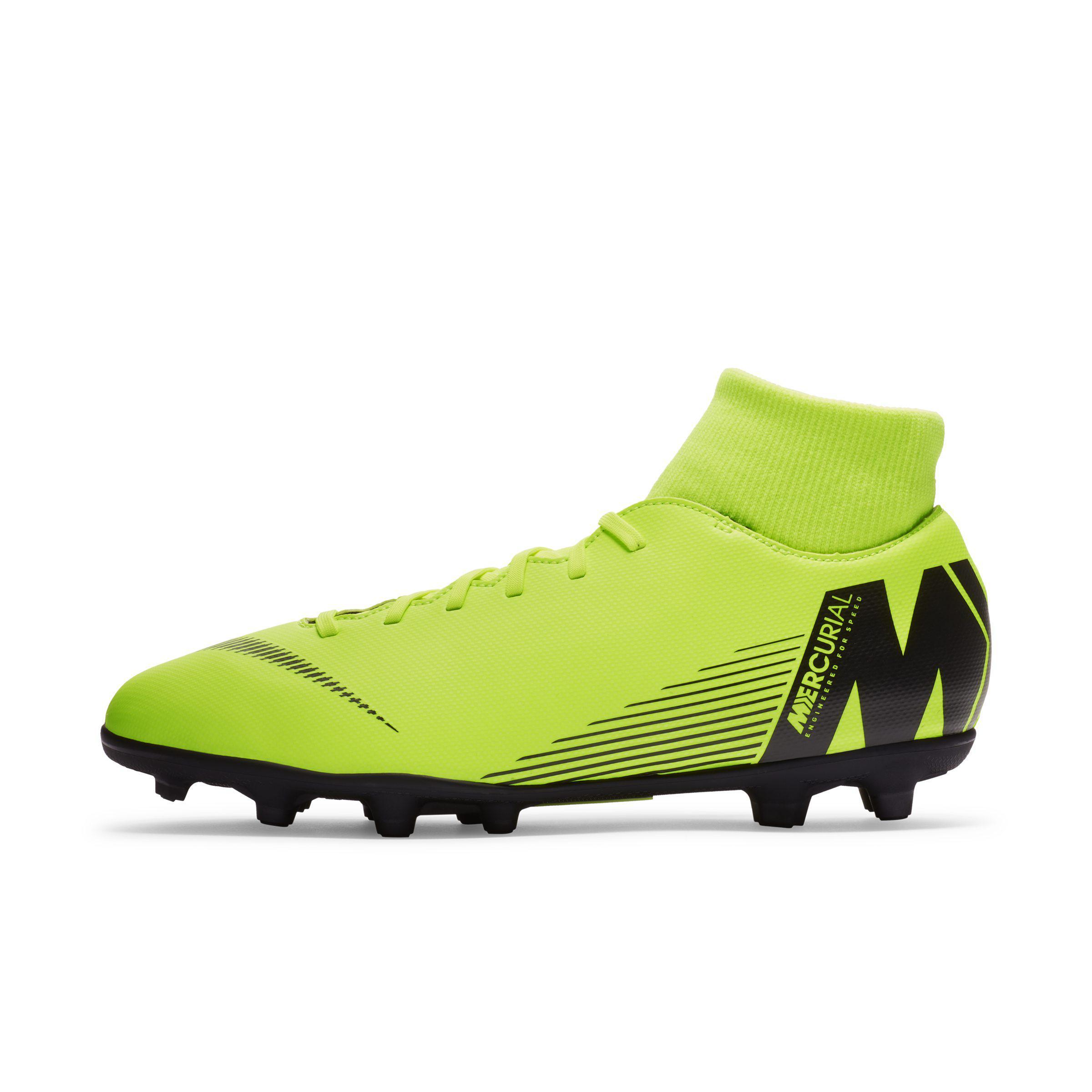dbeffce83eb Nike Always Forward Mercurial Club Mg Junior in Yellow for Men - Lyst