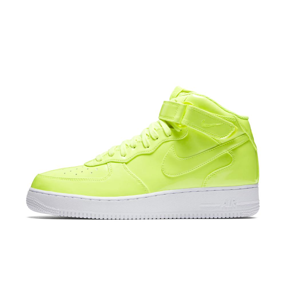 Synthetic Air Force 1 Mid '07 Lv8 Uv