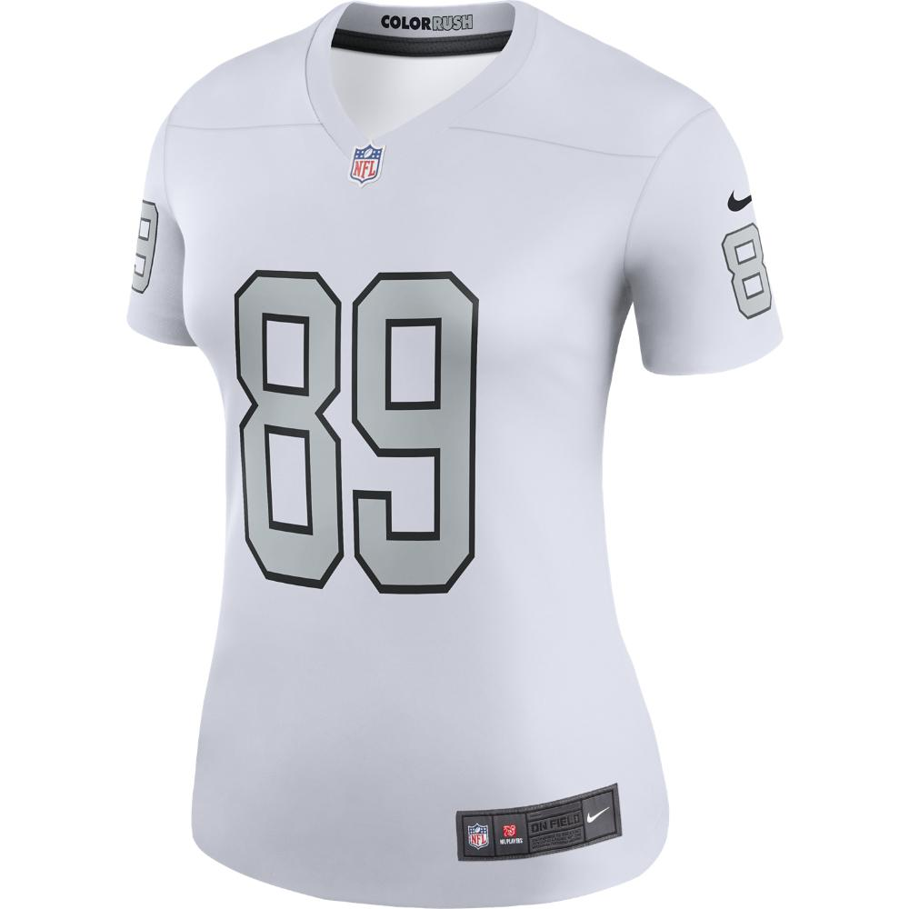 Nike. White Nfl Oakland Raiders Color Rush Legend (amari Cooper) Women s  Football Jersey 21cbfdc2b