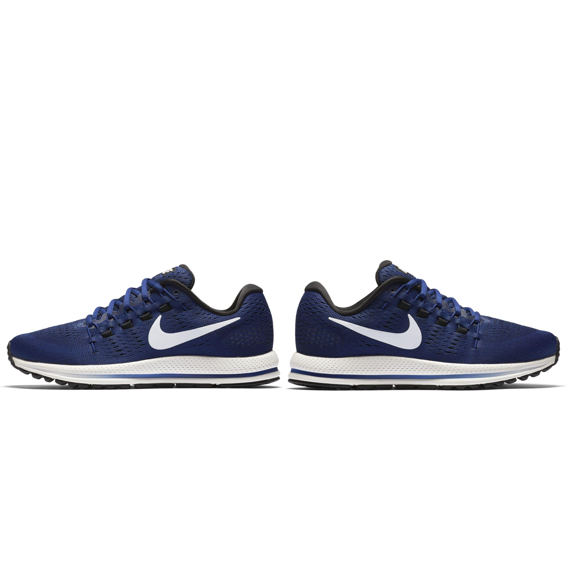 lowest price 5b365 e40b6 Nike Air Zoom Vomero 12 Running Shoe in Blue - Lyst