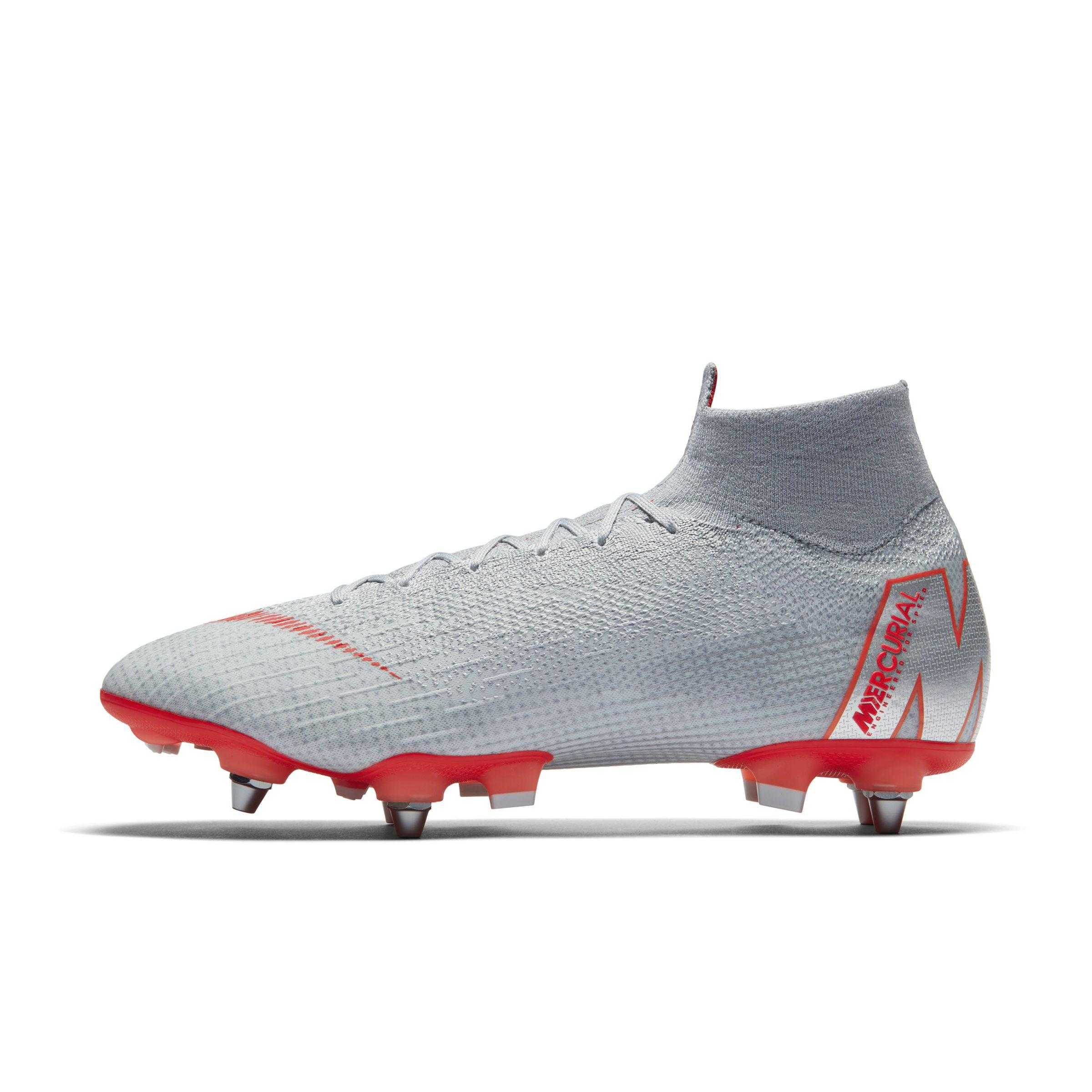 on wholesale save up to 80% buy good Mercurial Superfly 6 Elite Sg-pro Anti-clog Traction Soft-ground Pro  Football Boot