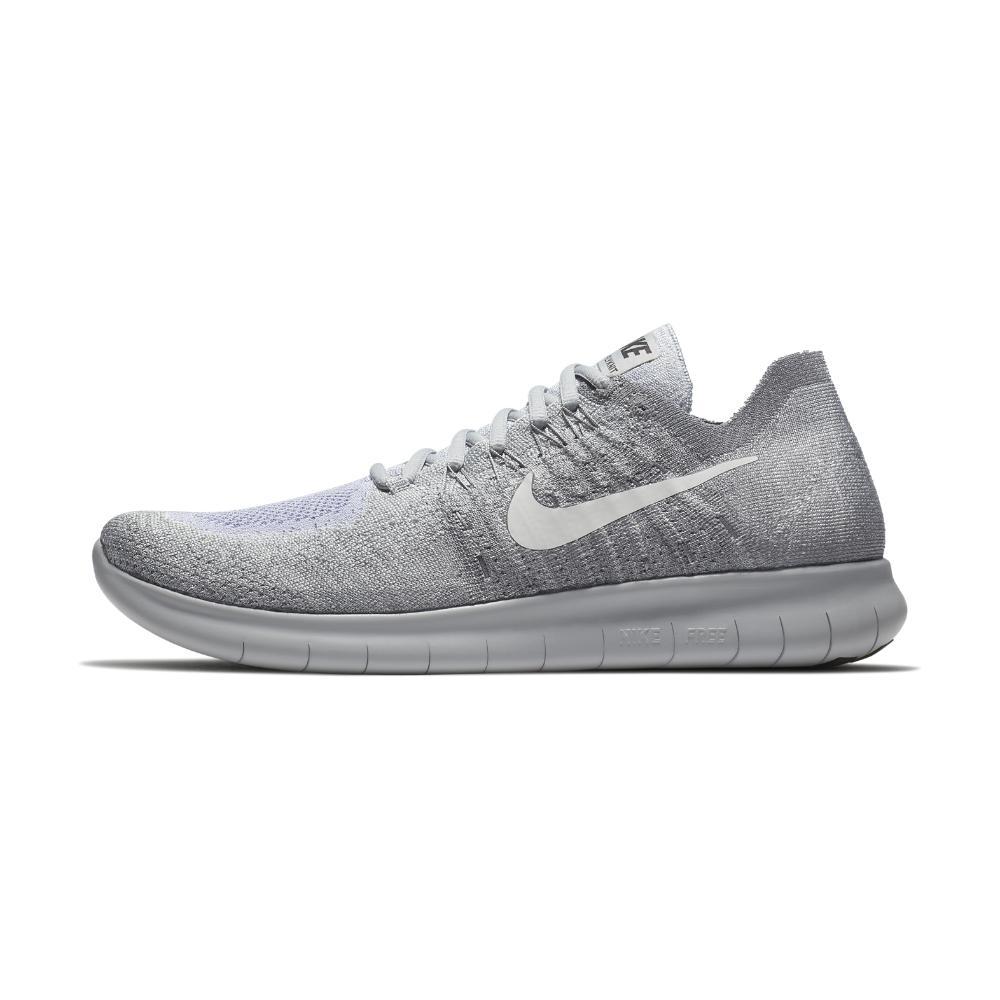 c5cdb81842589 Lyst - Nike Free Rn Flyknit 2017 Men s Running Shoe in Gray for Men
