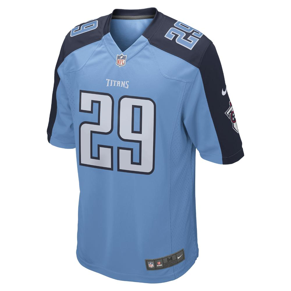 a71c2e92e Nike. Blue Nfl Tennessee Titans (demarco Murray) Men s Football Home Game  Jersey