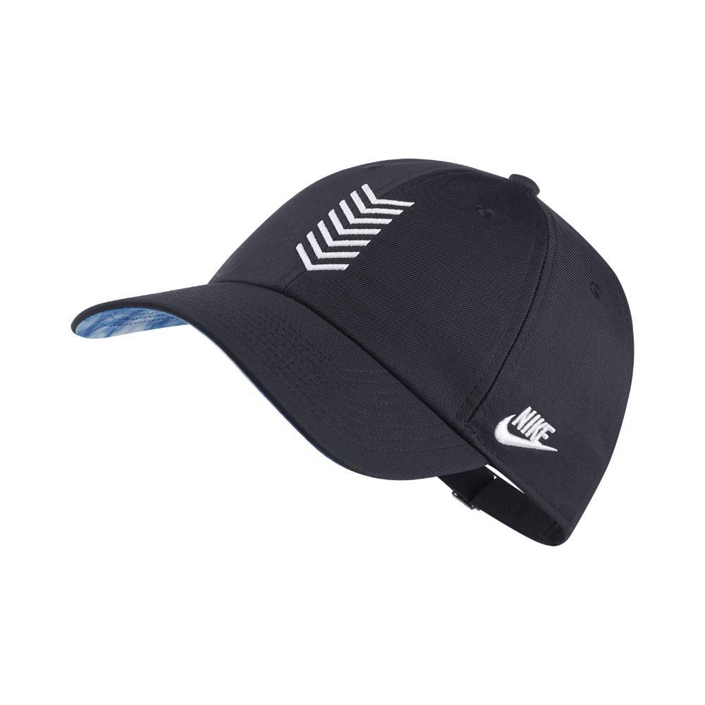a92a16c2d03 Lyst - Nike Sportswear Heritage 86 N7 Adjustable Hat (blue) in Blue ...