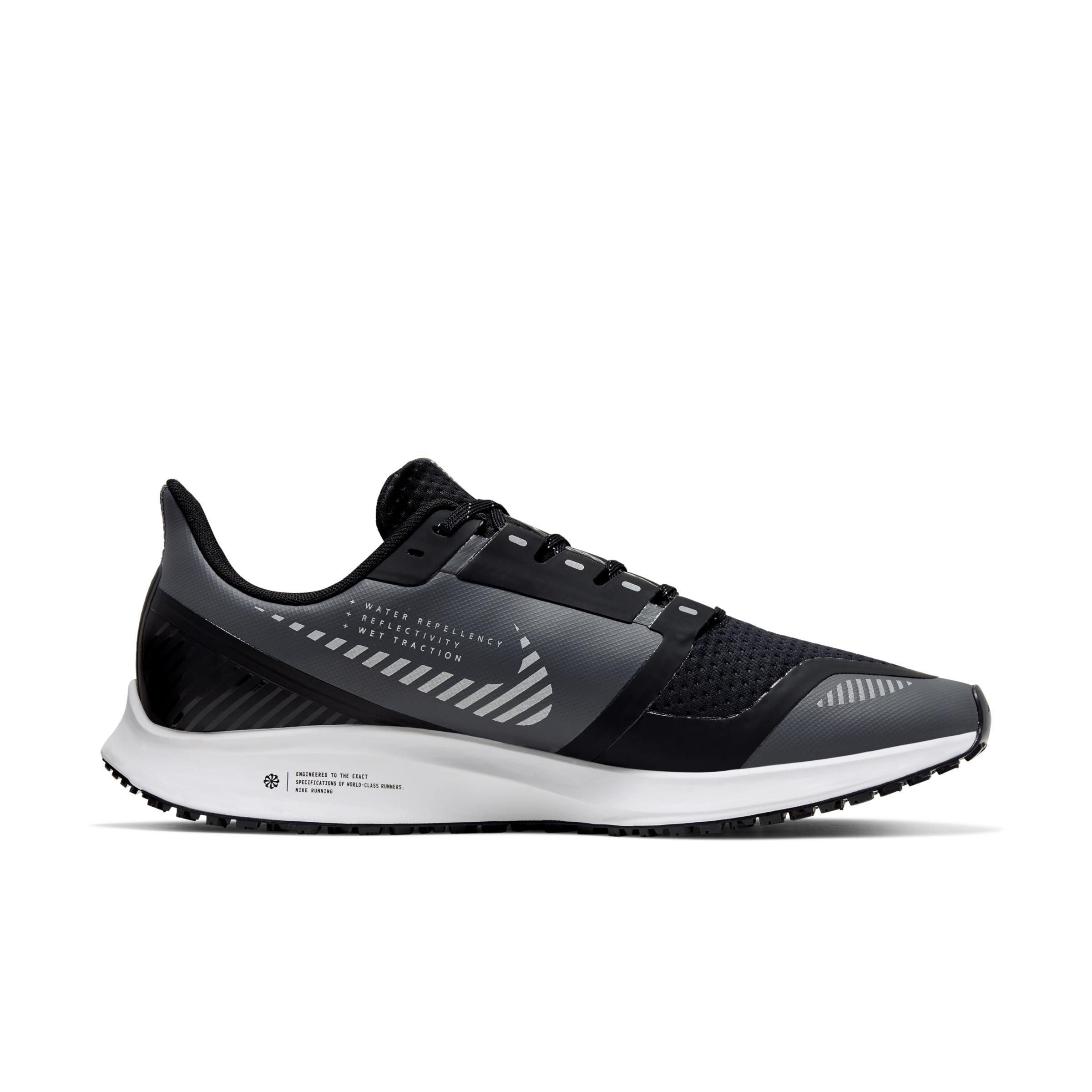 Chaussure de running Air Zoom Pegasus 36 Shield pour Nike pour homme en coloris Gris