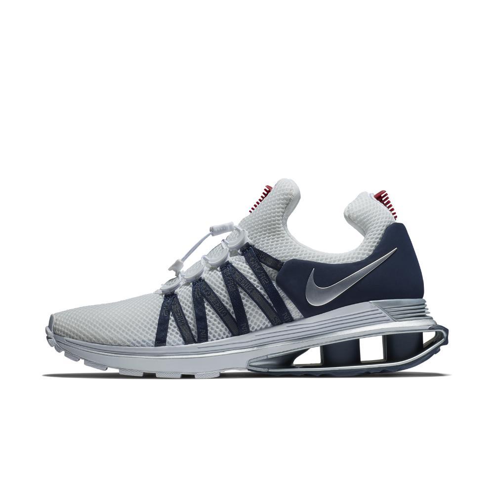 Lyst - Nike Shox Gravity Men s Shoe in White for Men 72d9a062f