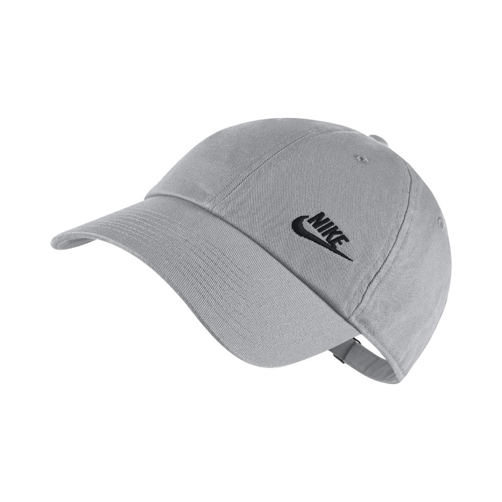 be9d3913fb31d Lyst - Nike Twill H86 Adjustable Hat (grey) in Gray for Men