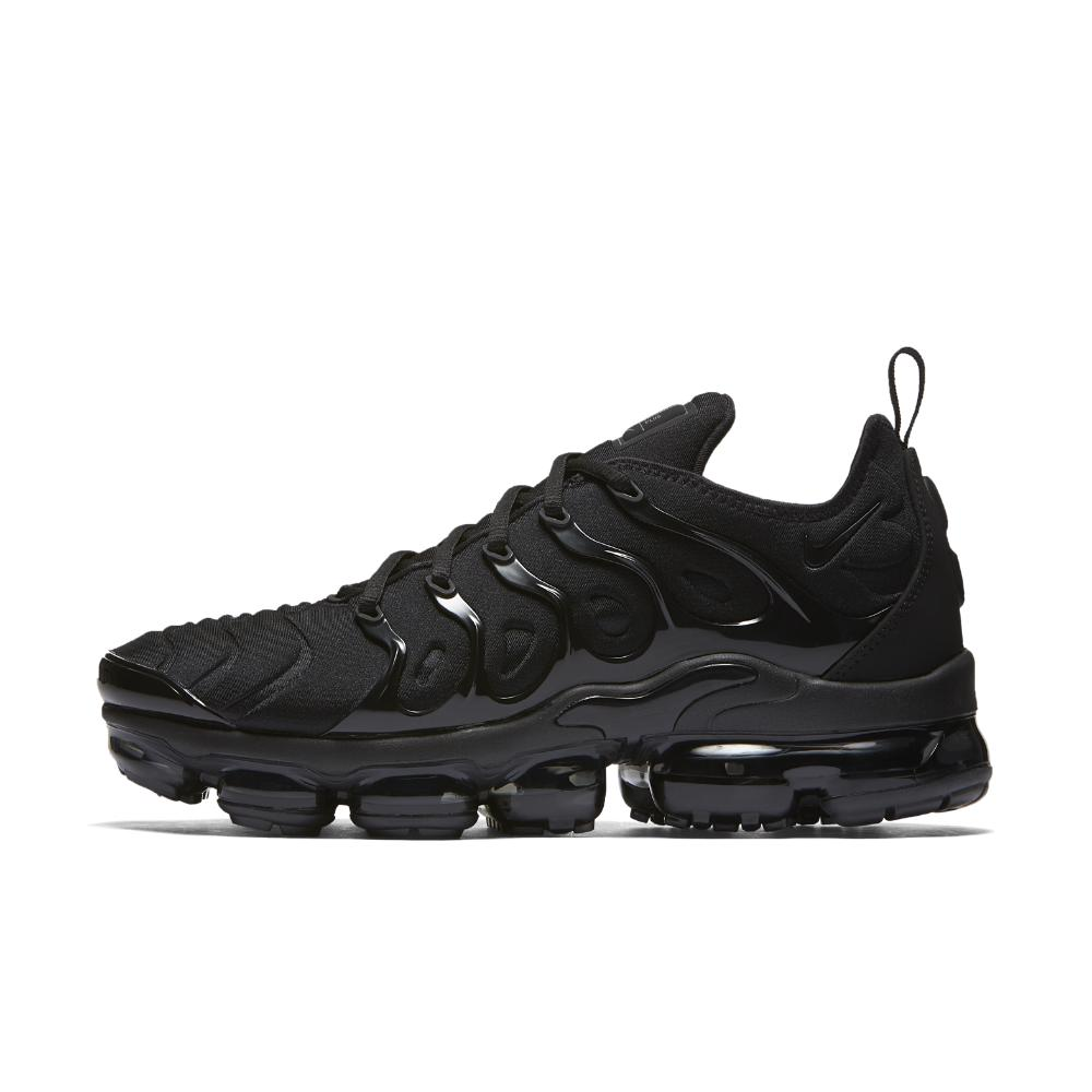 2a64565805a Lyst - Nike Air Vapormax Plus Men s Shoe in Black for Men - Save 21%