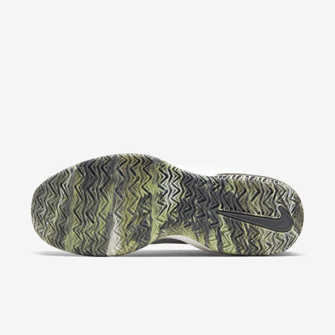 Nike Air Max Infuriate Iii Low Basketball Shoe in Cool Grey (Gray ...