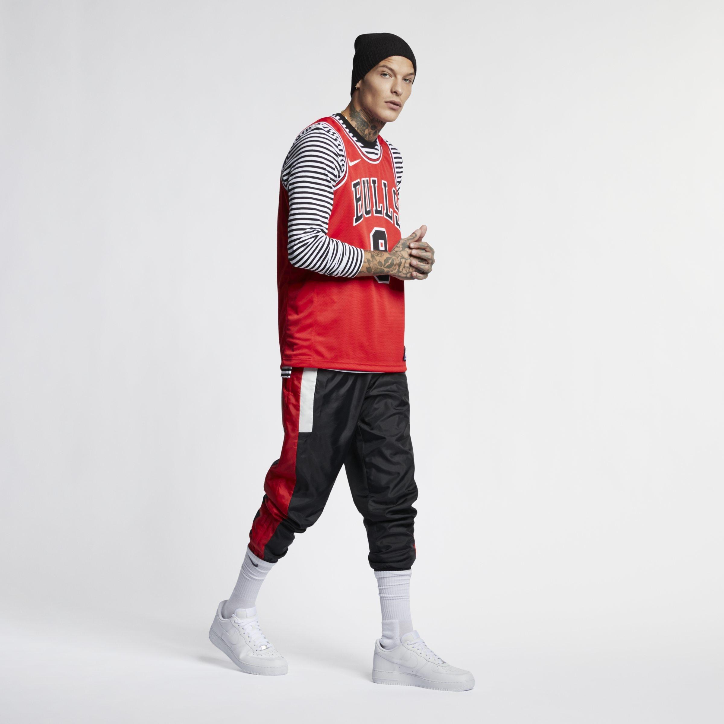 45f9718cff0 Nike Zach Lavine Icon Edition Swingman Jersey (chicago Bulls) Men s ...