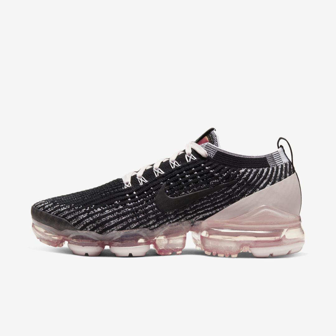 Nike Synthetic Air Vapormax Flyknit 3 Shoe (black) - Clearance ...