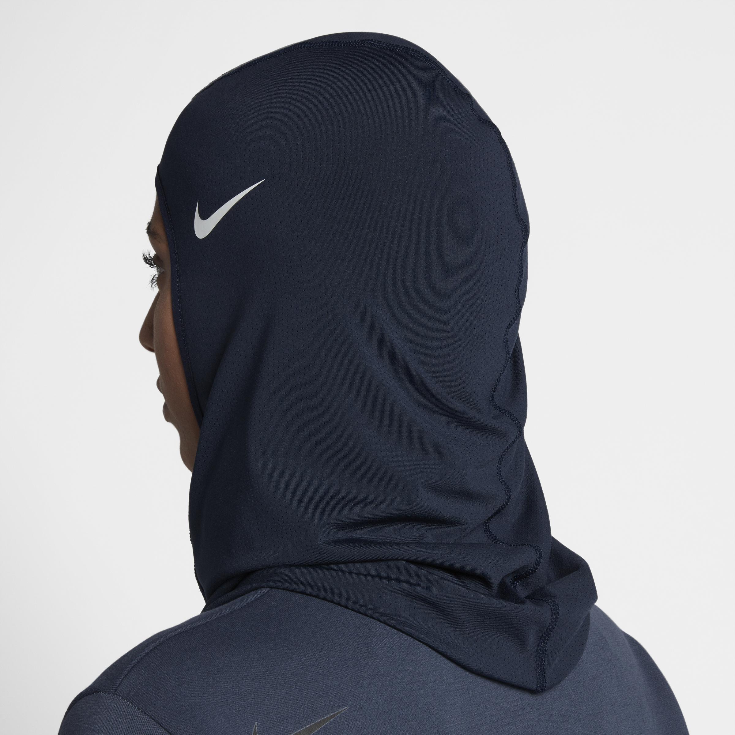 Nike Pro Hijab Cagoule Mixte