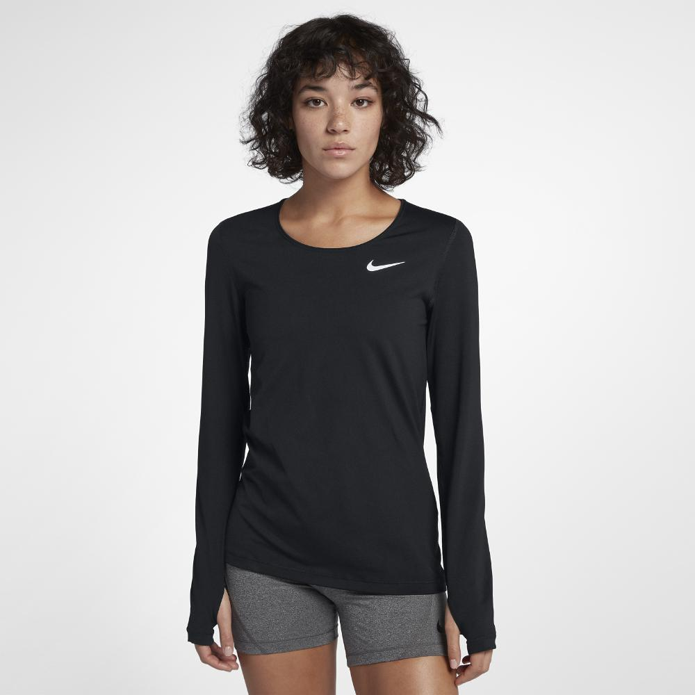 f583a2cb Nike Dri Fit Aeroreact Short Sleeve T Shirt Womens