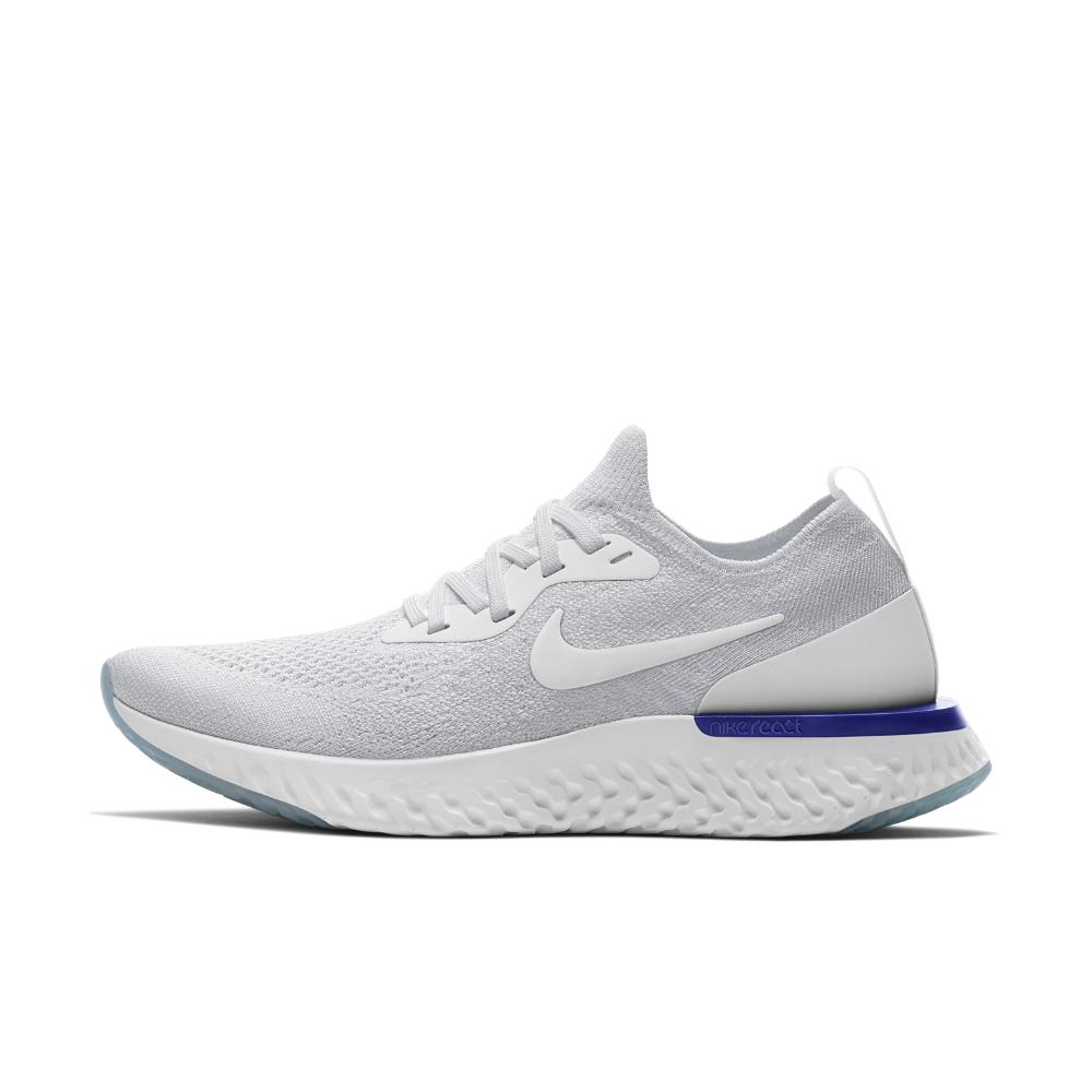 f82800824fba Nike - White Epic React Flyknit Member Exclusive Women s Running Shoe for  Men - Lyst