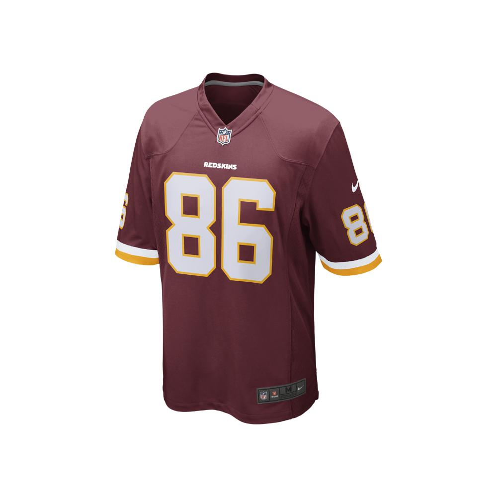 e14f0773562 Nike. Nfl Washington Redskins ( Reed) Men's Football Game Jersey ...