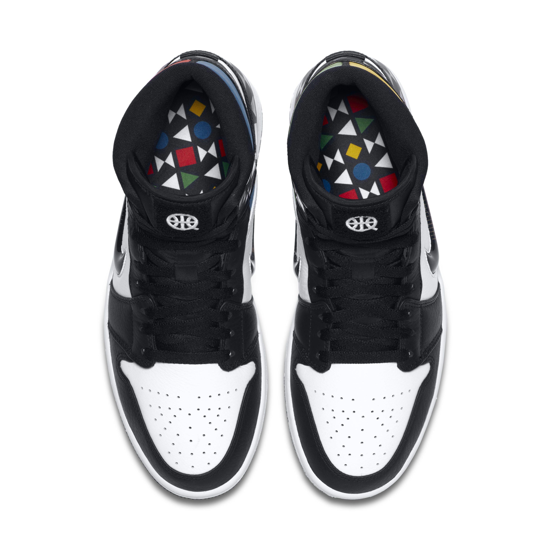Air Jordan 1 Mid Se Q54 Shoe