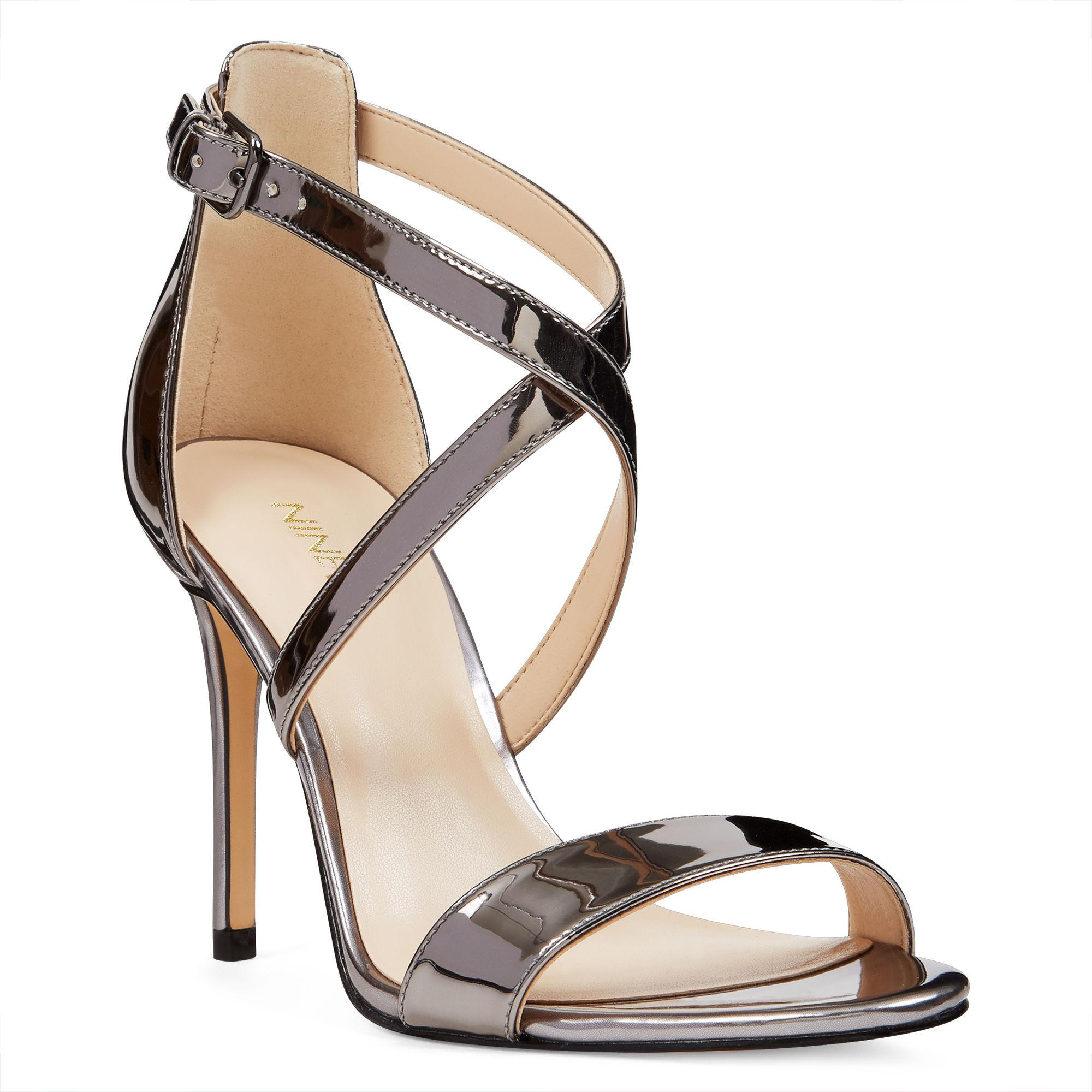 Lyst Nine West Mydebut Sandals
