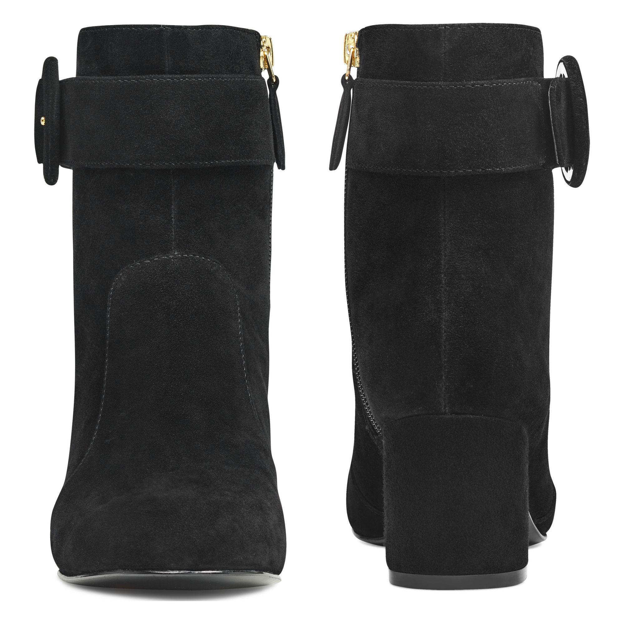 Nine West Quilby Block-heel Booties in
