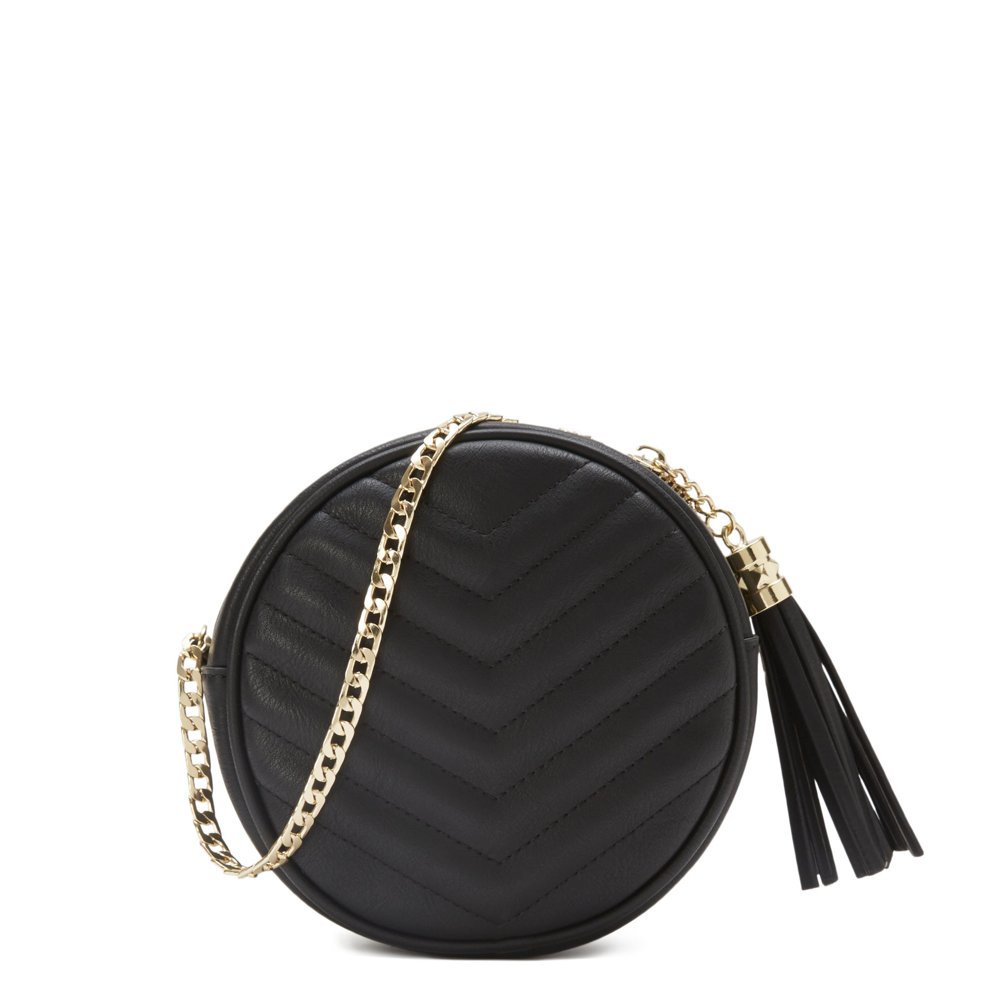 Lyst Nine West Bella Circle Crossbody Bag In Black