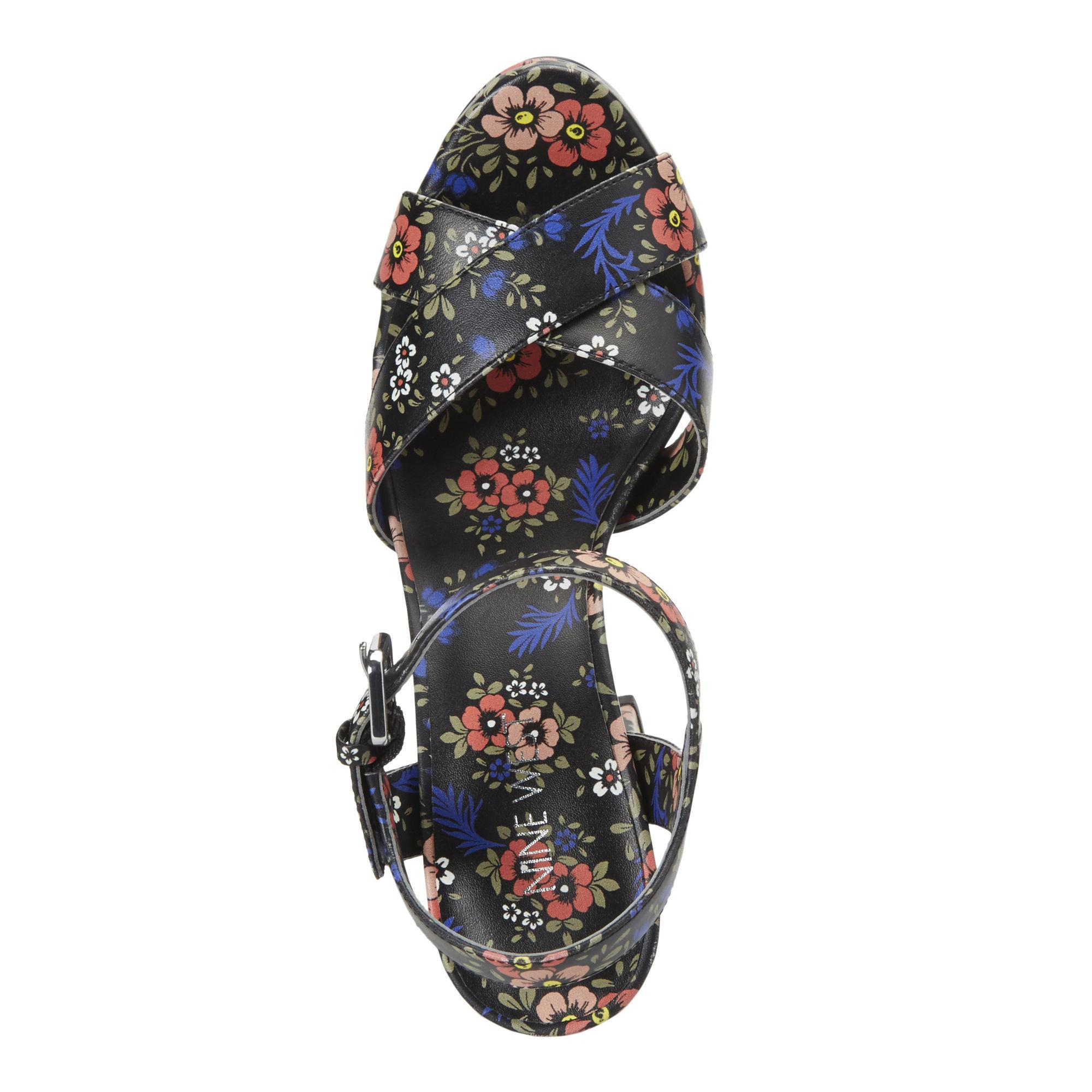 Lyst Nine West Funky Platform Sandals
