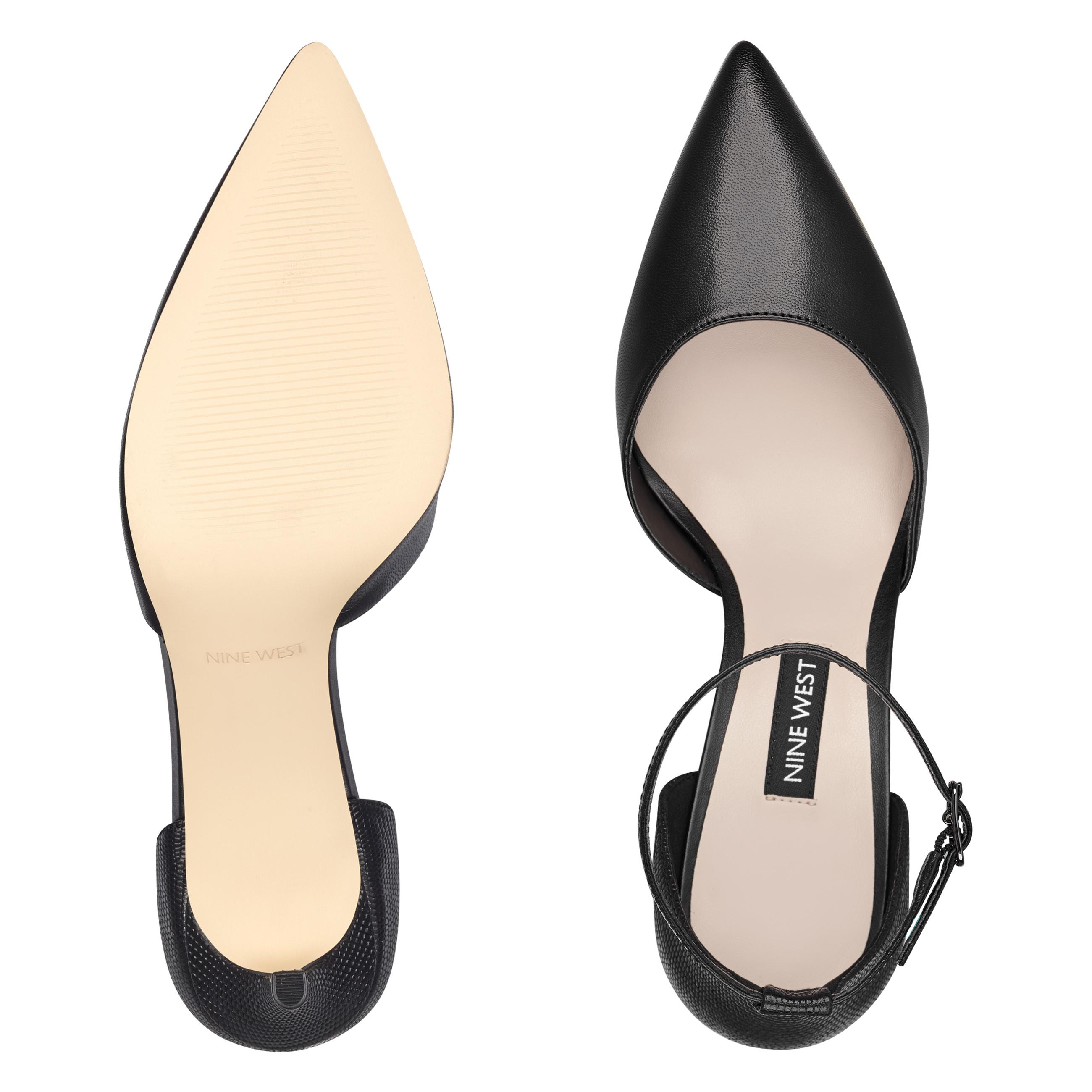 3755e4df7c3 ... Marisa Ankle Strap Pumps - Lyst. View fullscreen