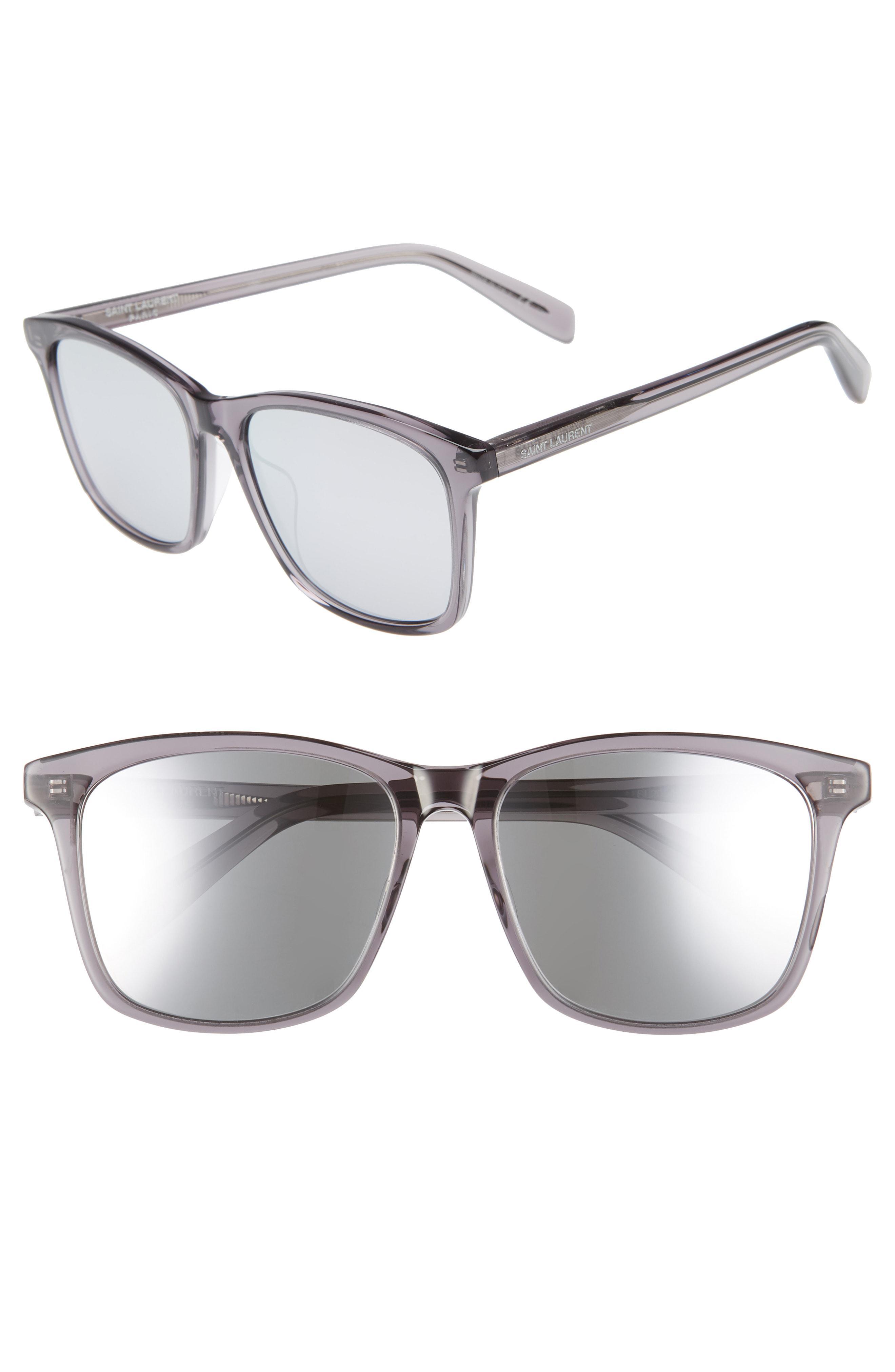 345c5bafea7ff Lyst - Saint Laurent 205 k 57mm Sunglasses - for Men