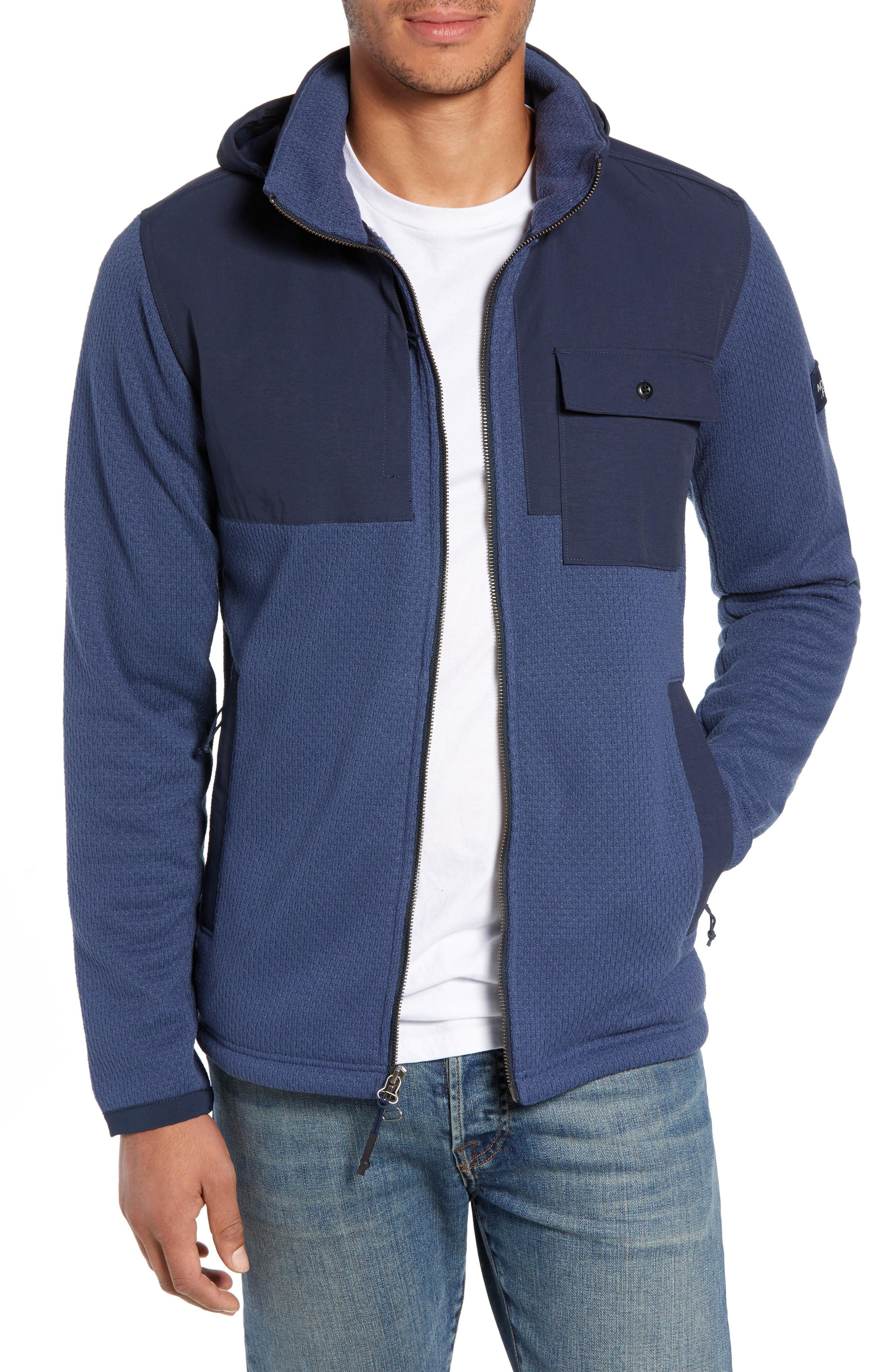 Lyst - The North Face Be-layed Back Jacket in Blue for Men - Save ... 0d202dc13