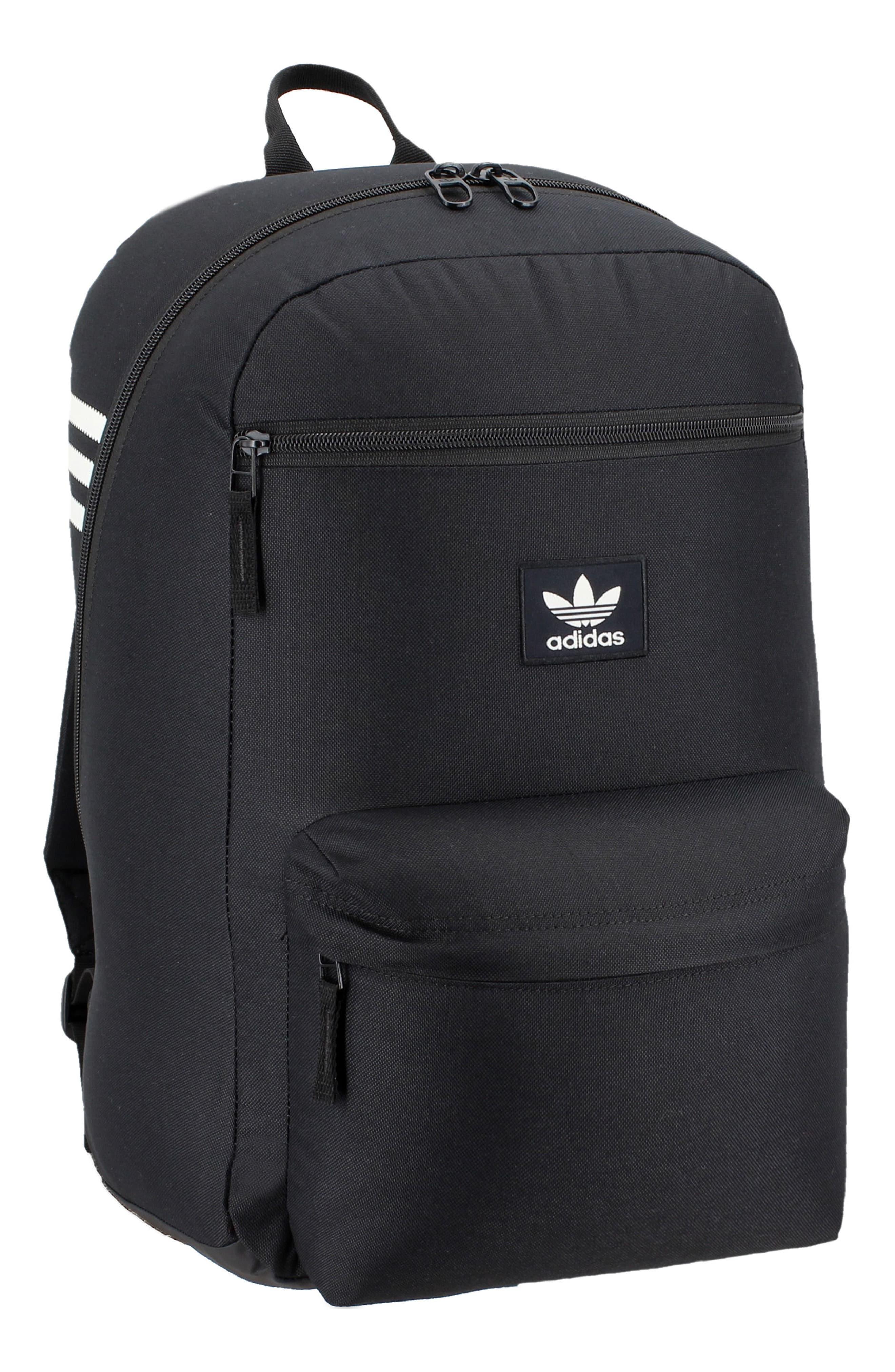 szuper akciók nagykereskedelem online keres adidas Originals Synthetic Nationals Backpack in Black for Men - Lyst