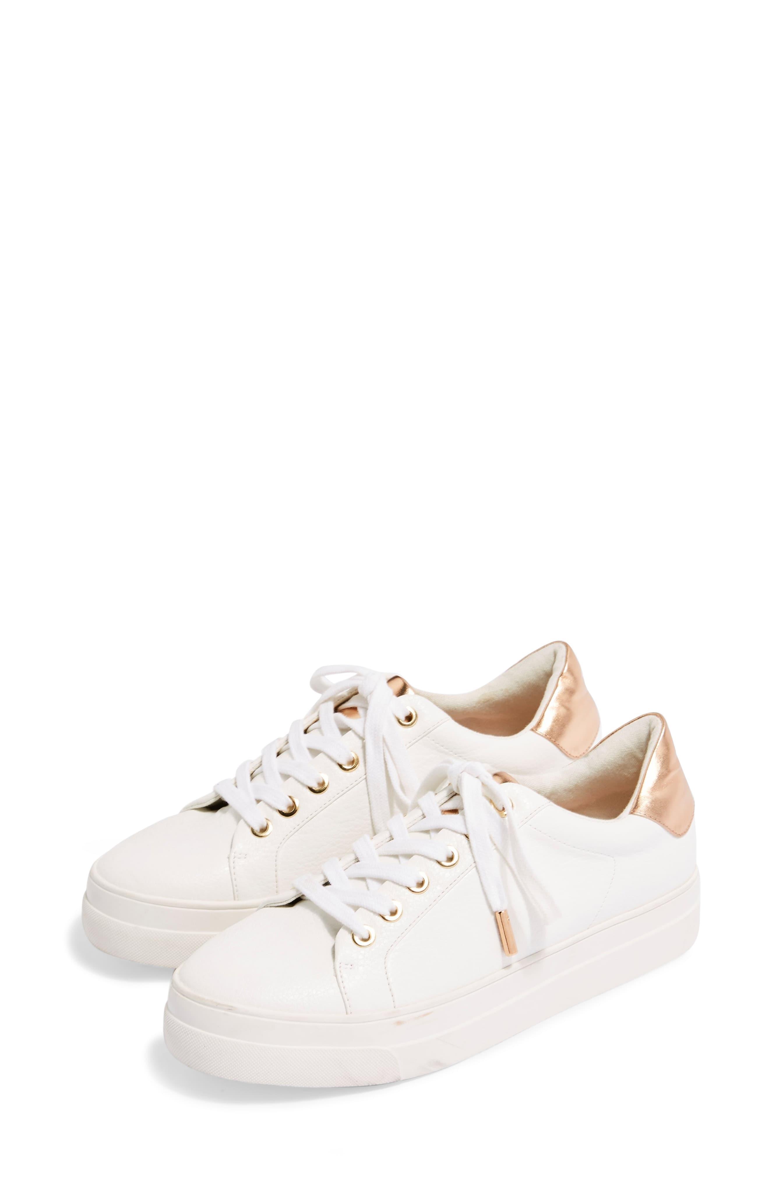 TOPSHOP Candy Platform Sneaker - Lyst