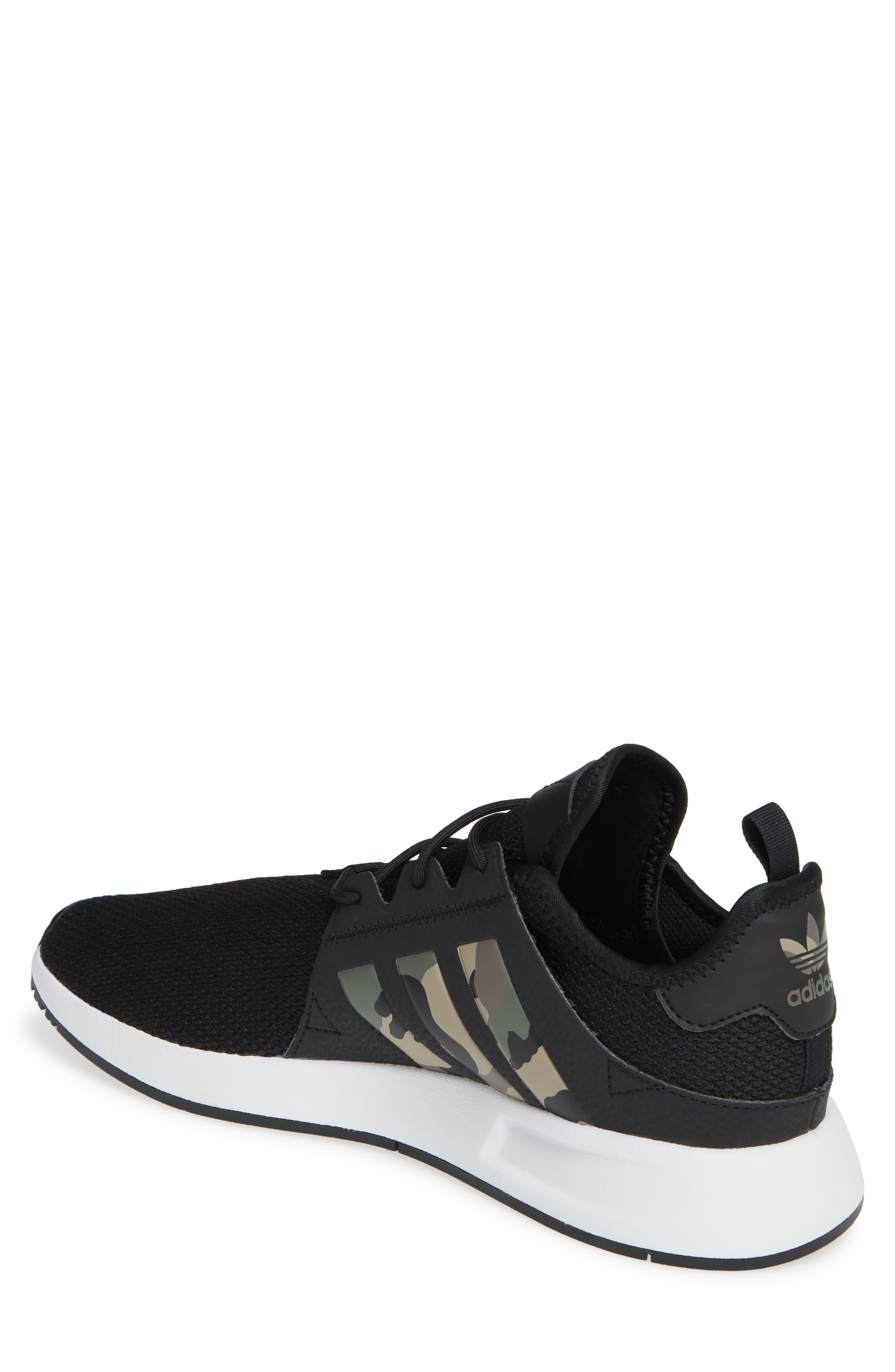 on sale 257b1 b7949 adidas X plr Core Black   Camo Shoes in Black for Men - Save 33% - Lyst