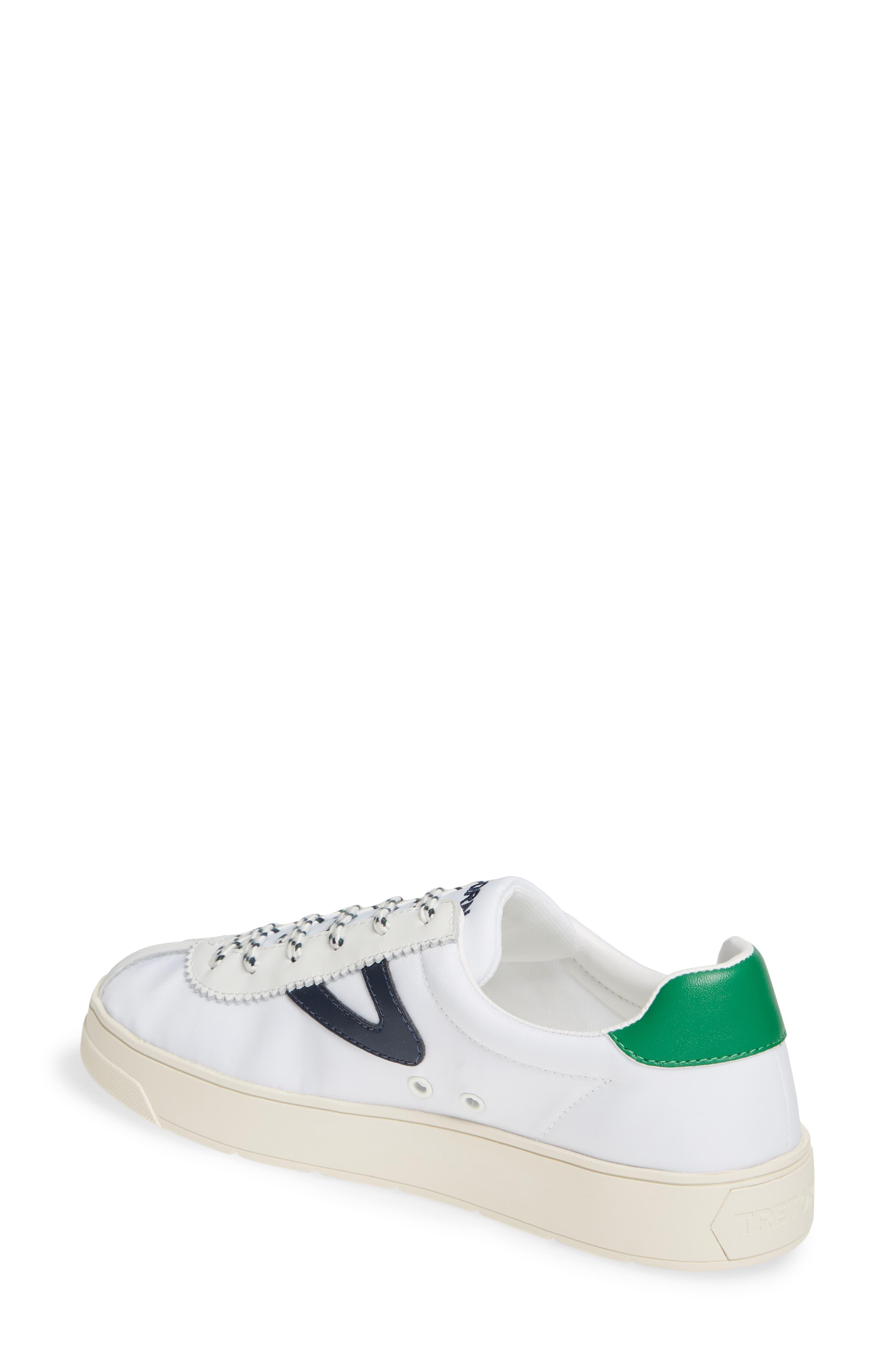 Tretorn Canvas Hayden Low Top Sneaker