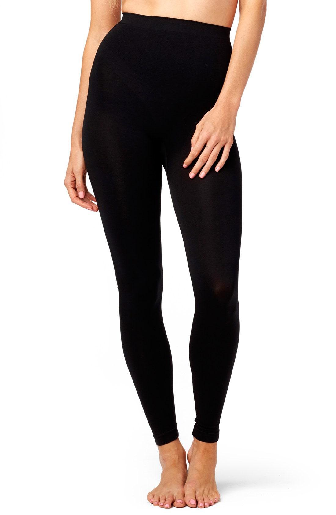 0646dacfc04a3 Lyst - Rosie Pope Tummy Control Postpartum Leggings in Black