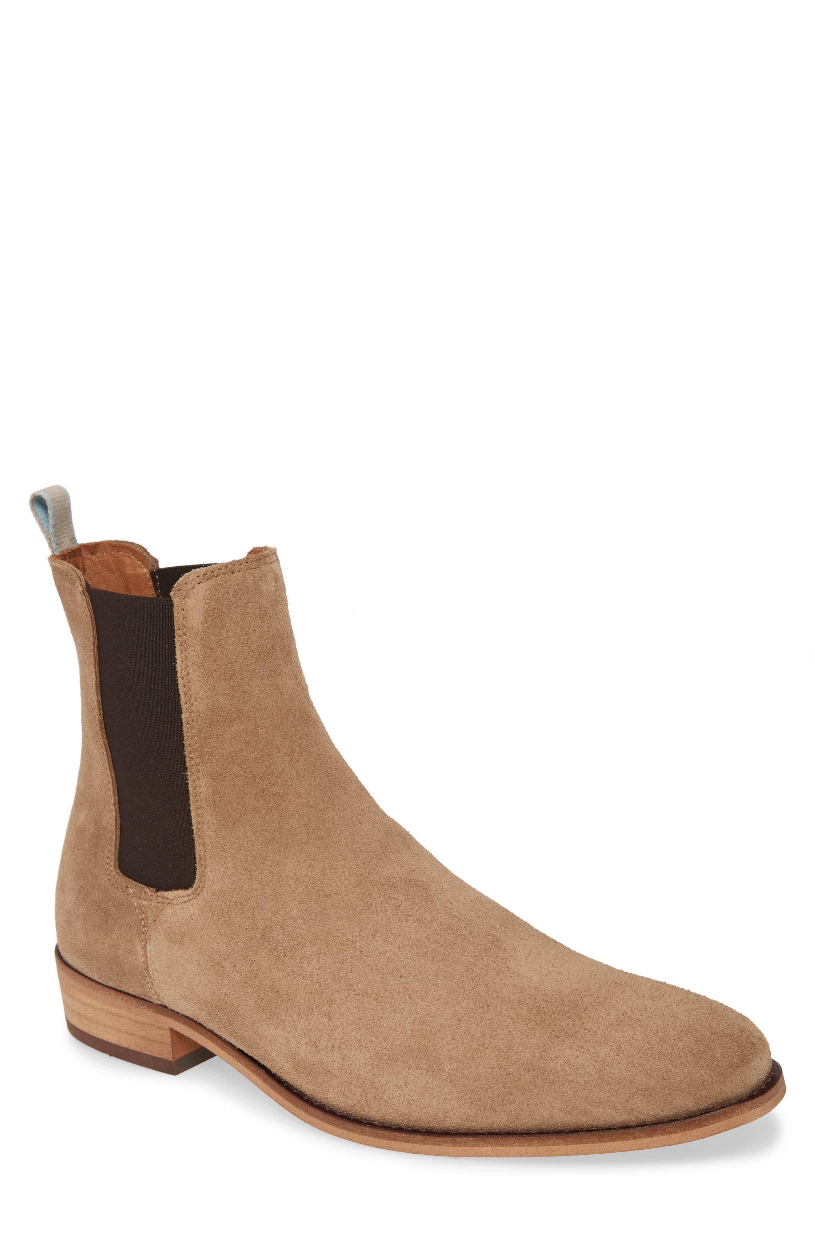 Shoe The Bear Suede Eli Chelsea Boot in
