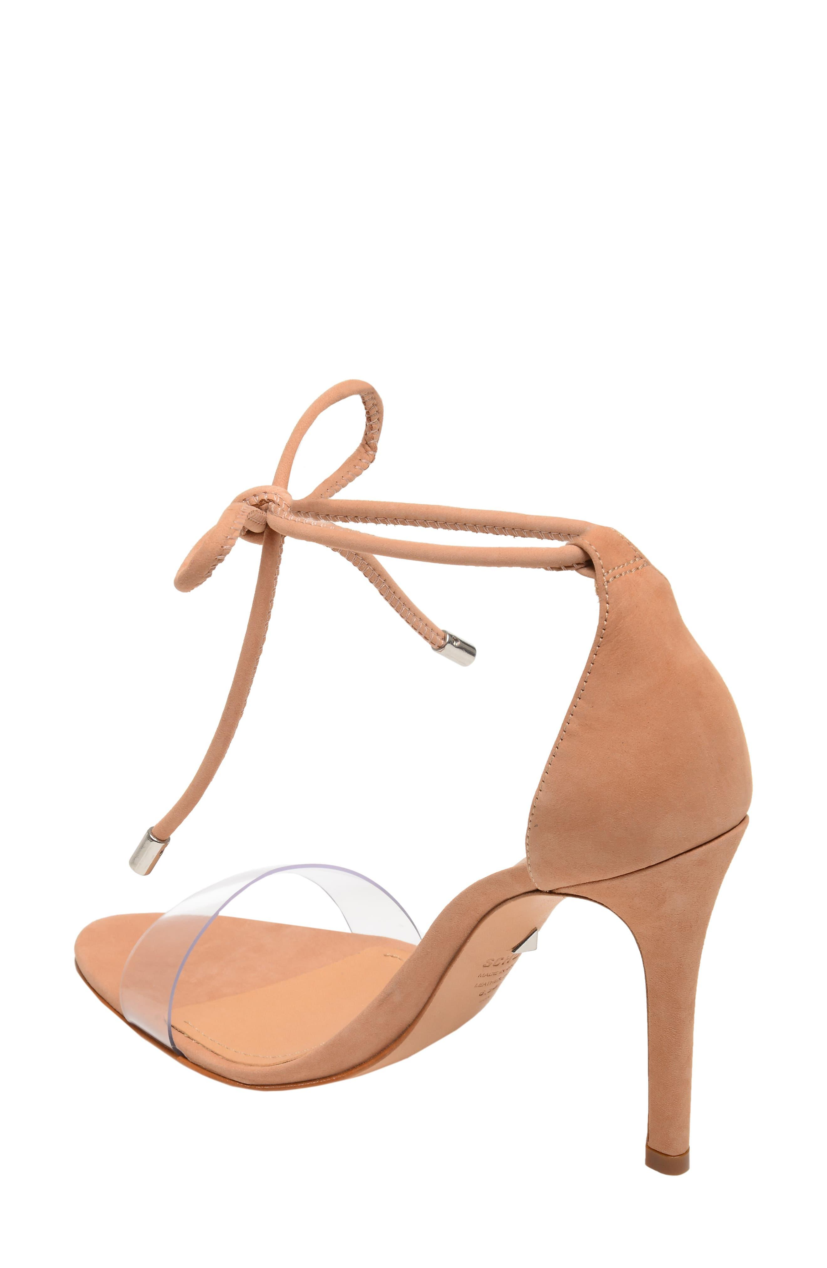 Schutz Shutz Monique Ankle Tie Sandal