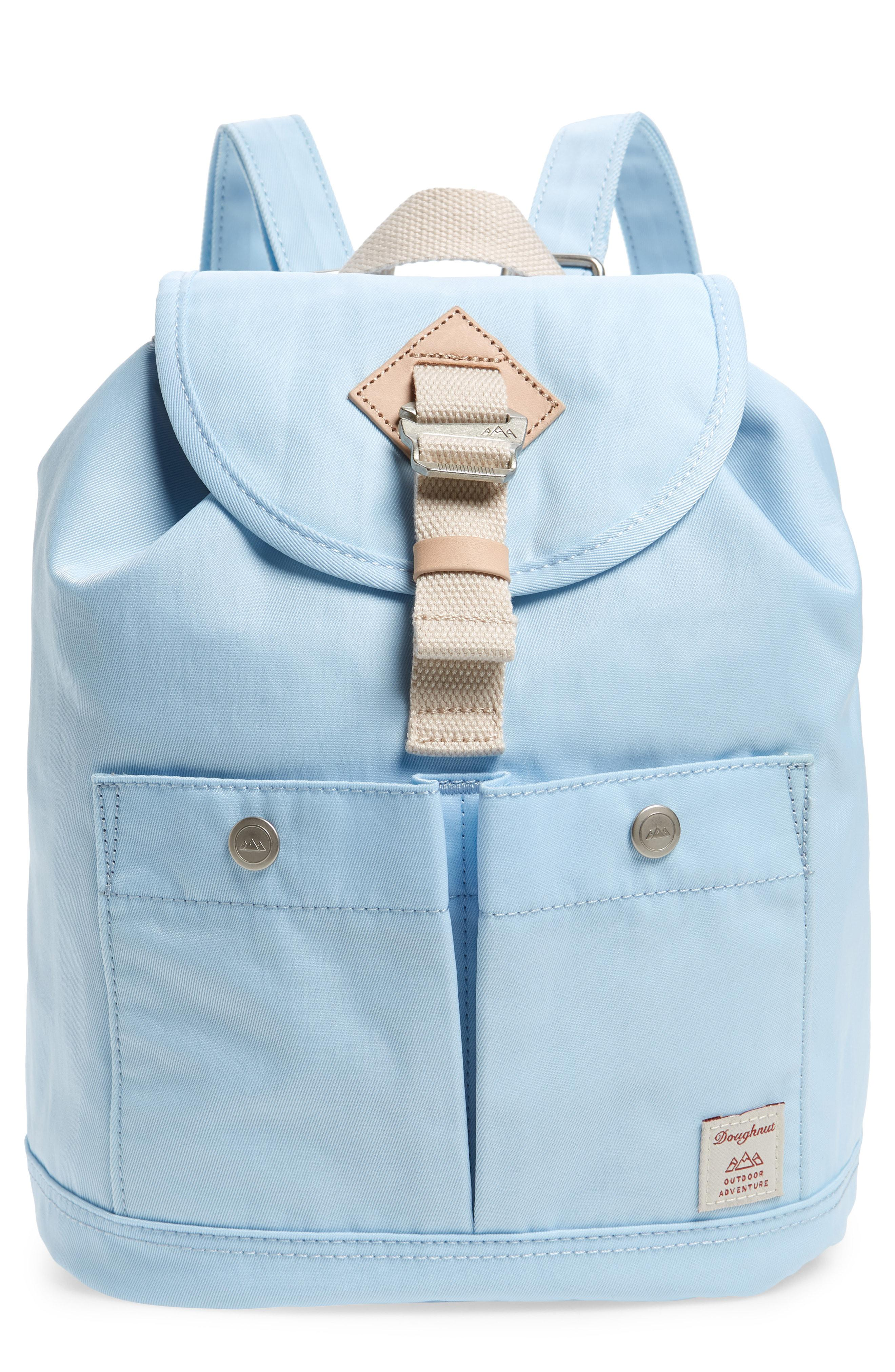 088e4b55d732 Doughnut - Blue Mini Montana Water Repellent Backpack - Lyst. View  fullscreen