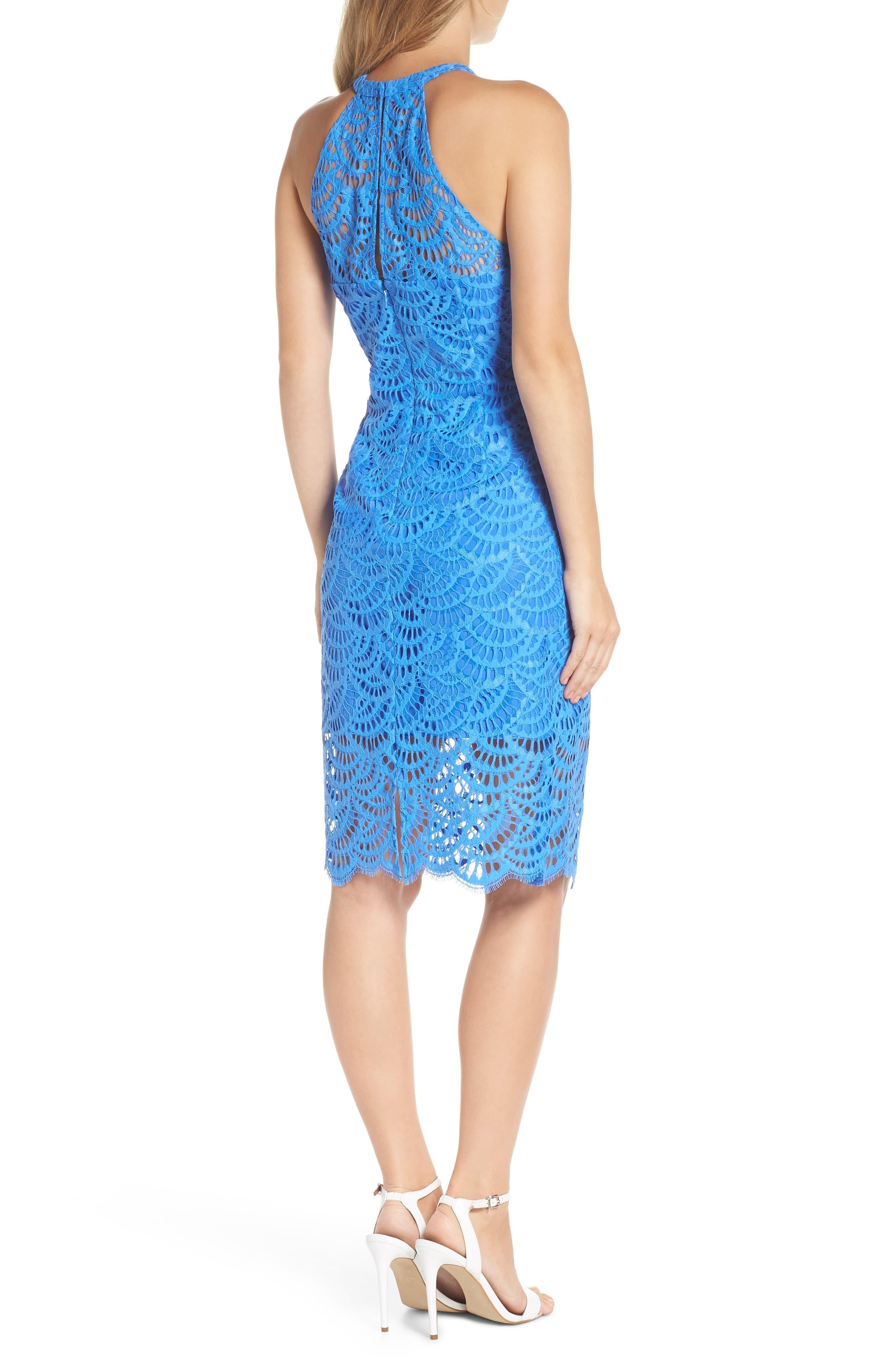 Lilly Pulitzer Kenna Lace Sheath Dress