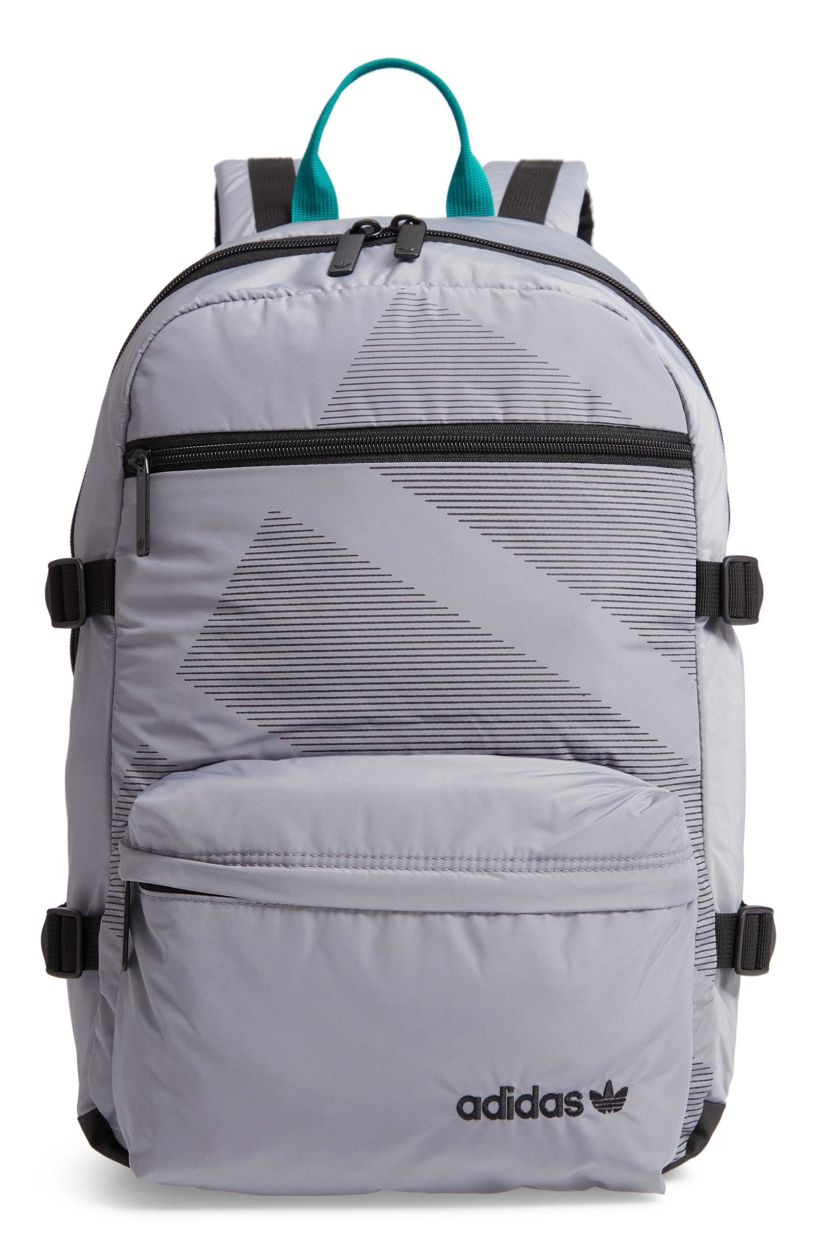 c10aaf3d1b Lyst - adidas Originals Eqt Backpack in Gray for Men