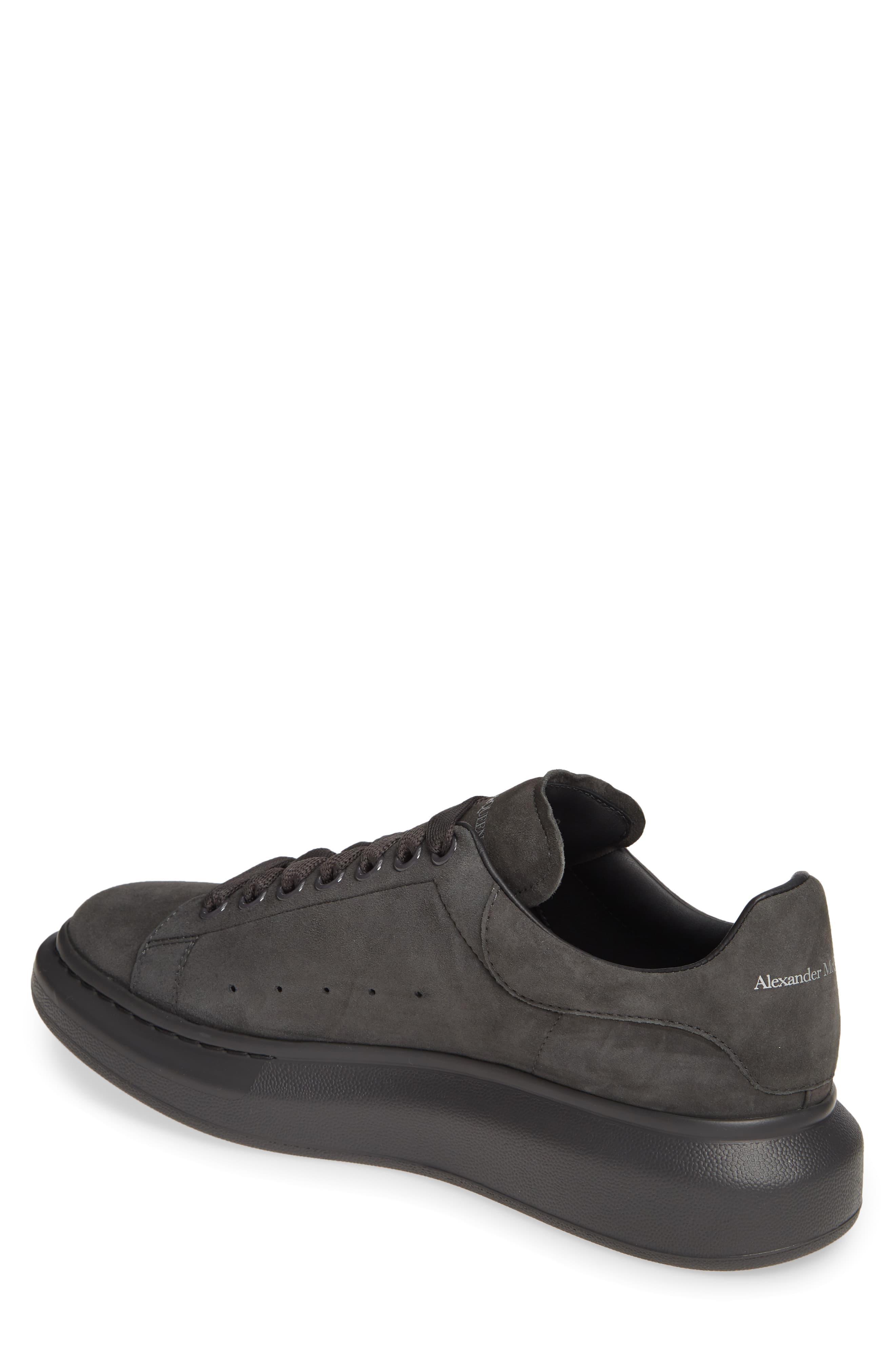 Larry Tonal Suede Trainer Sneakers