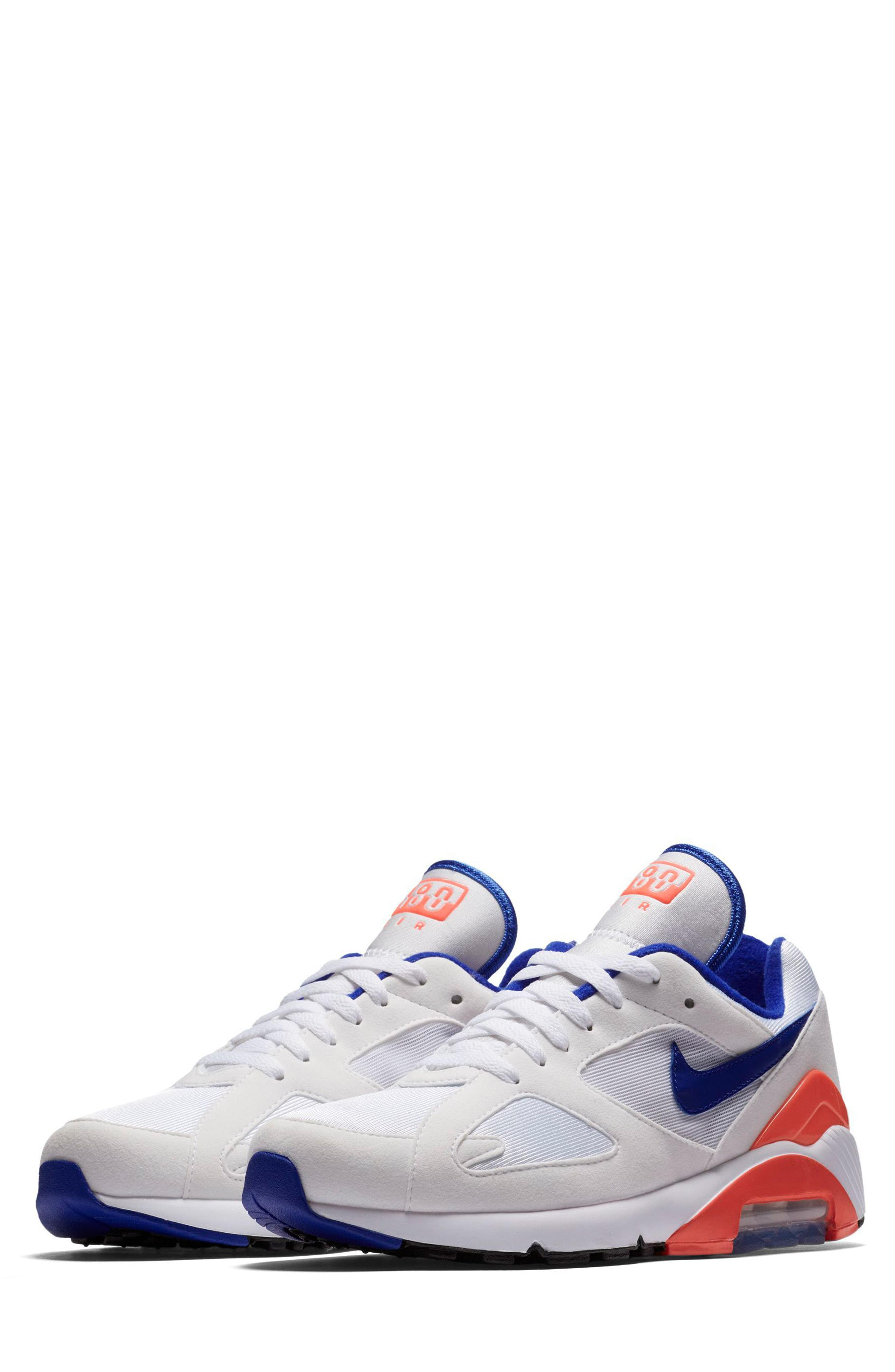 a06afb21d5 Lyst - Nike Air Max 180 Sneaker in White