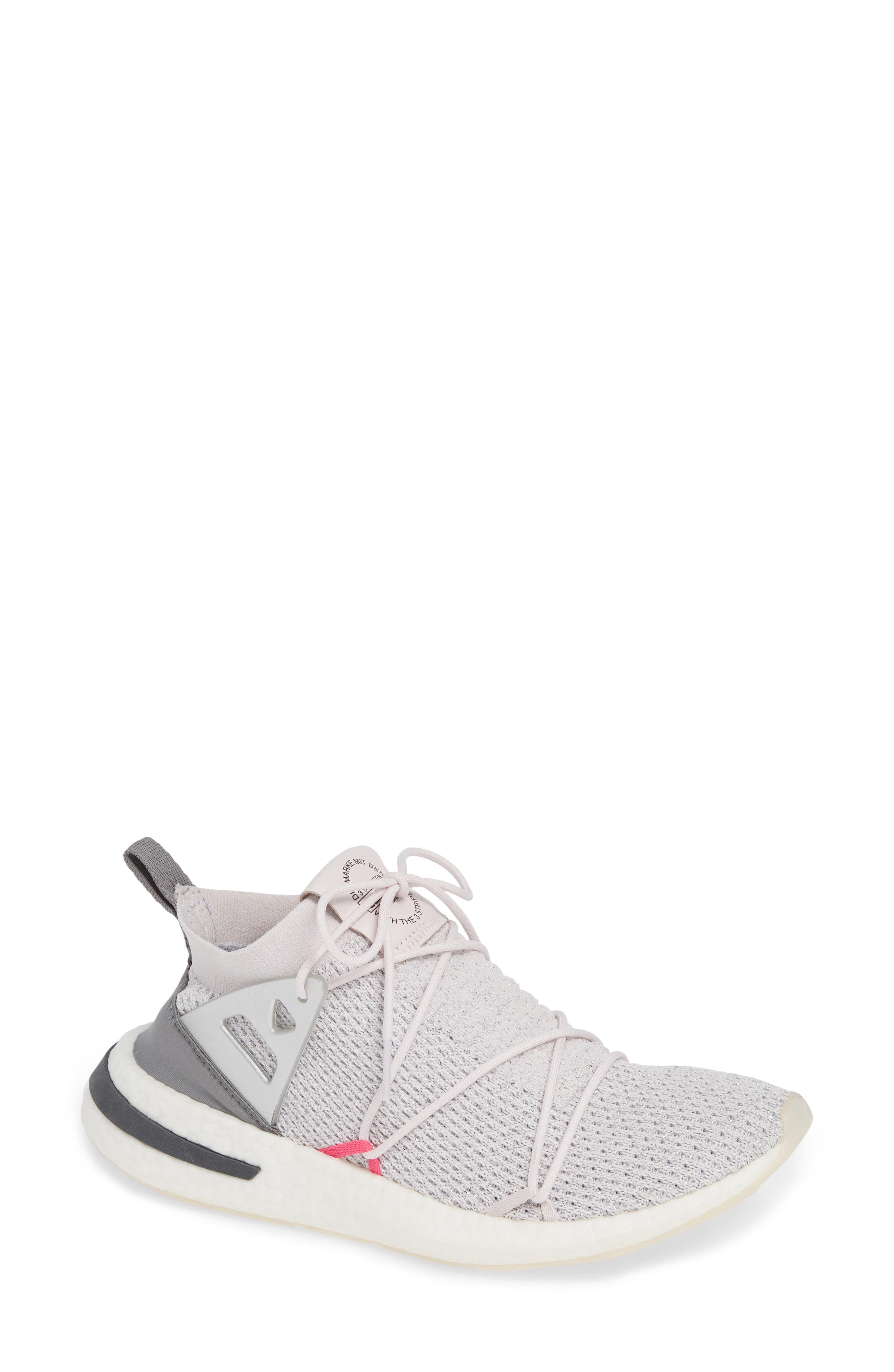 e86d1f06632 Lyst - adidas Arkyn Primeknit Sneaker in Gray