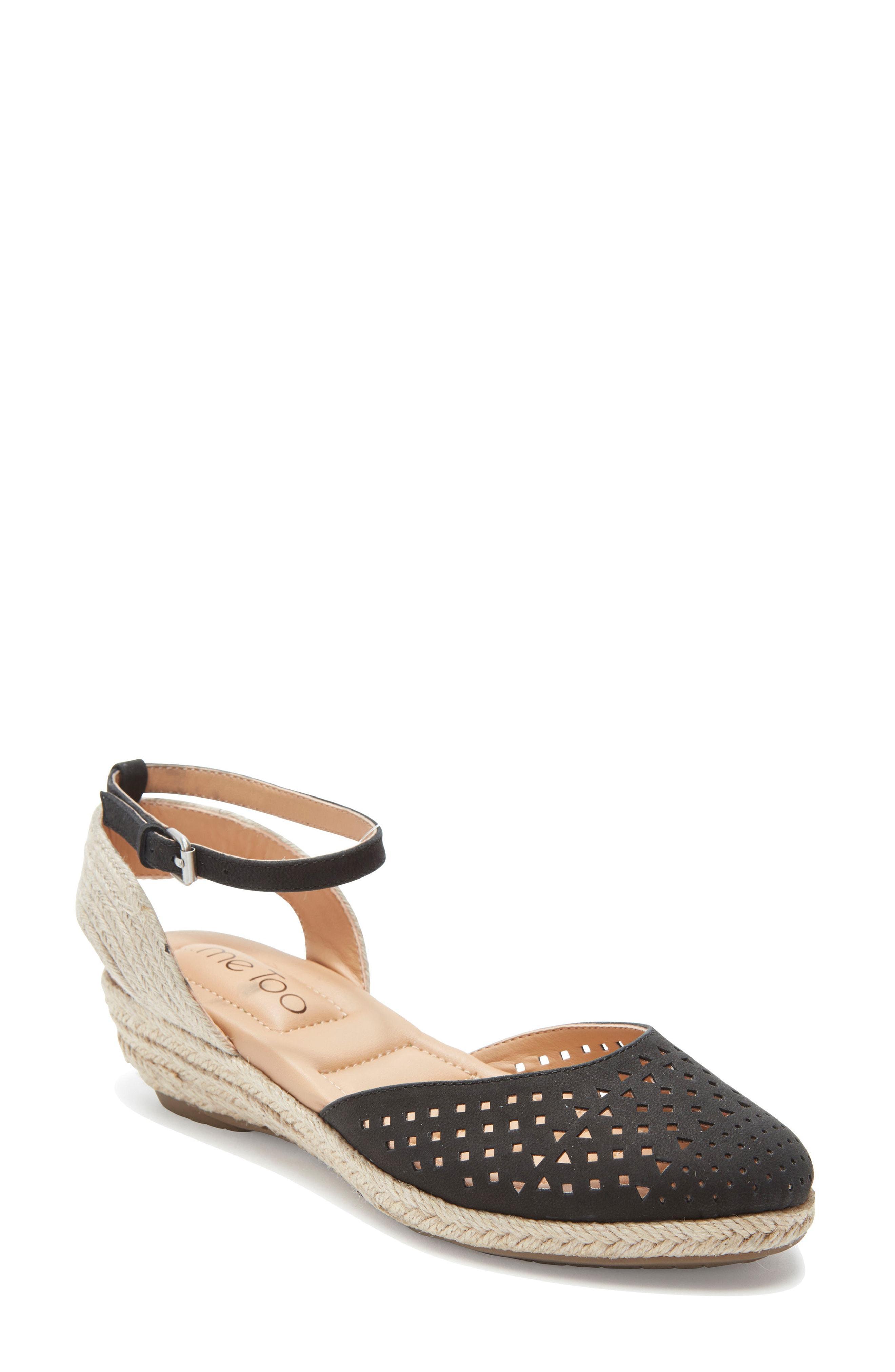 ed214d857ba Lyst - Me Too Norina Espadrille Sandal in Brown