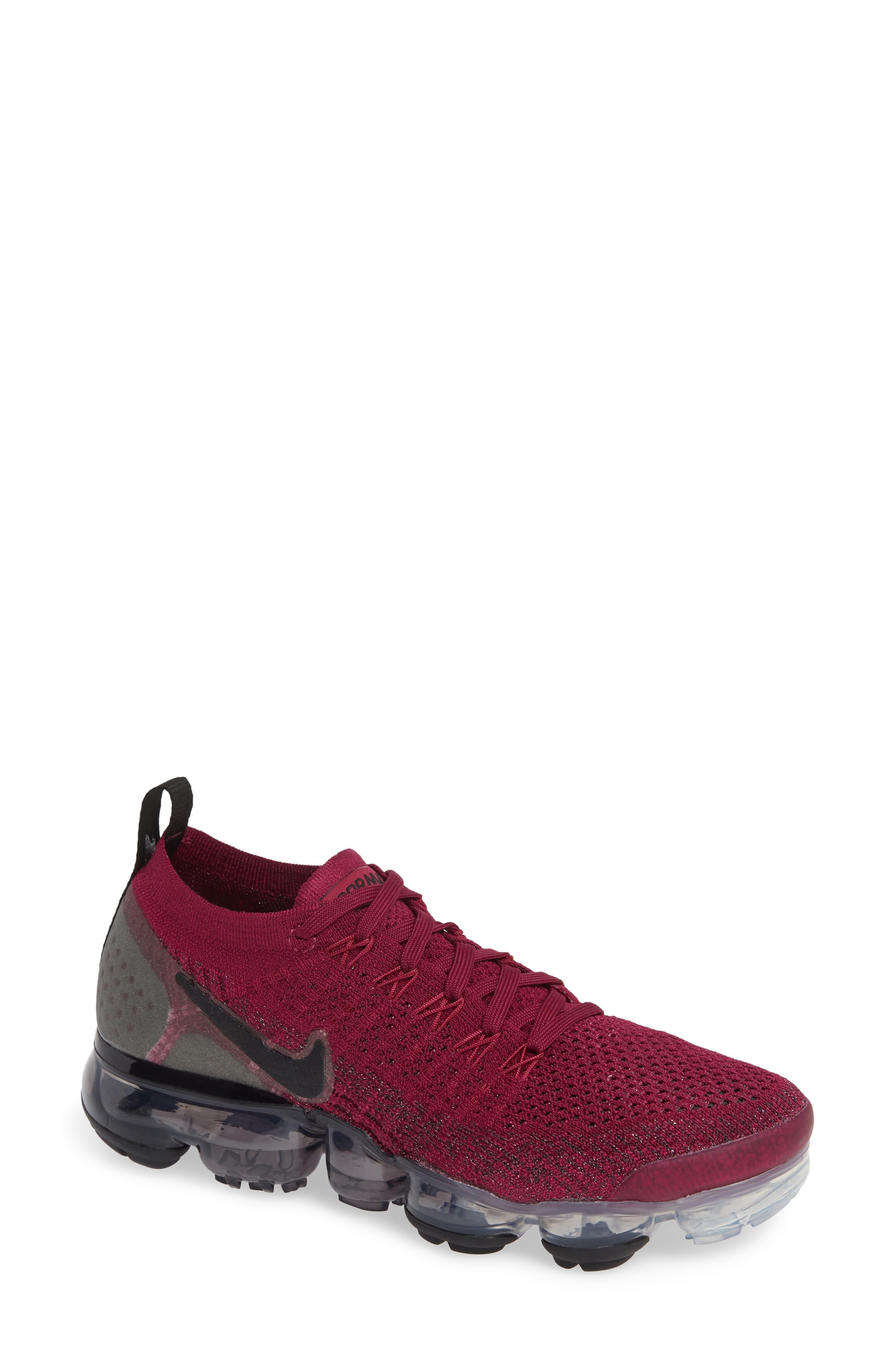 online store 959ba 422af Women's Pink Air Vapormax Flyknit 2 Running Shoe