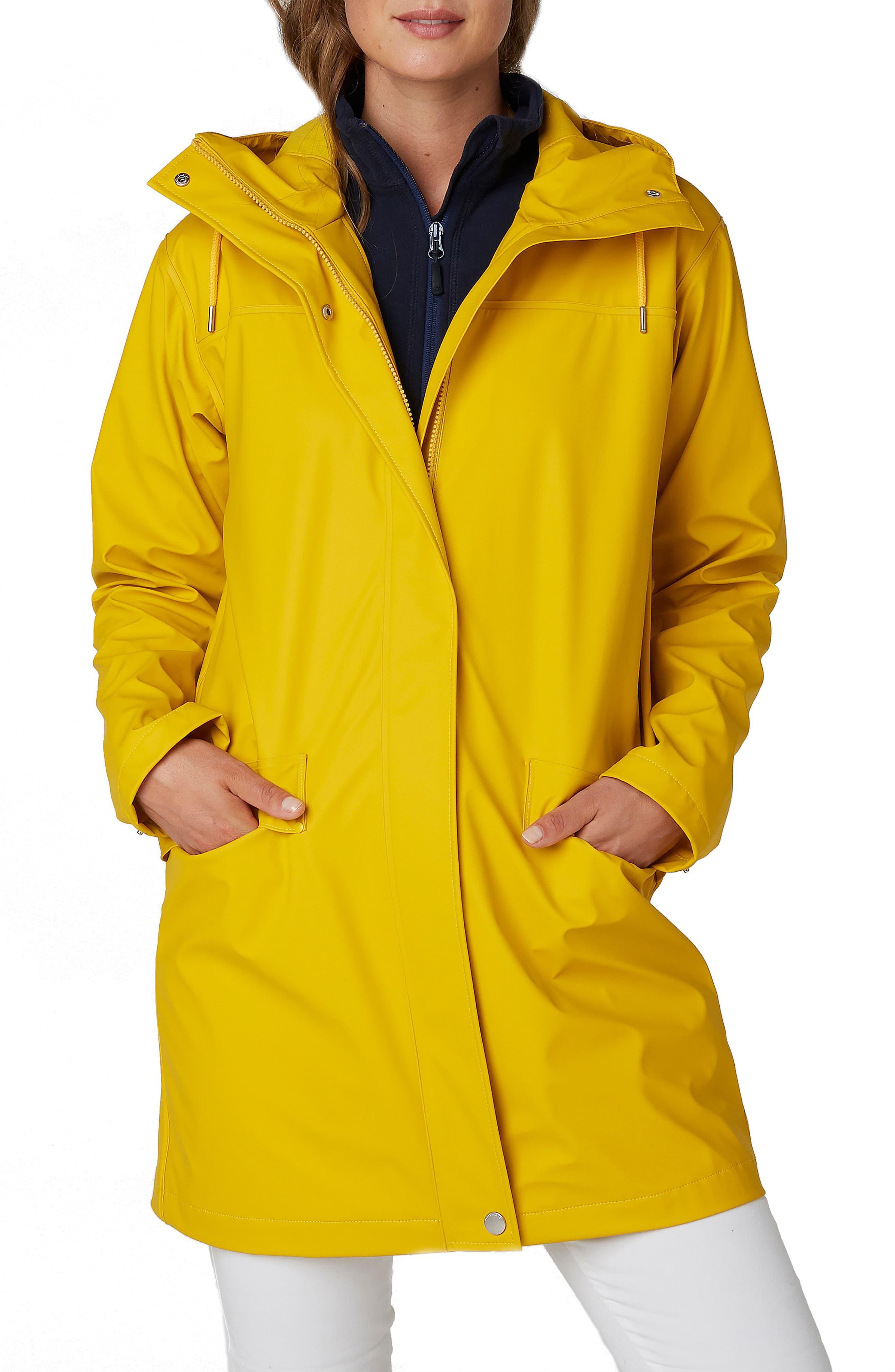 Helly-Hansen womens Westport Ii Waterproof Lightweight Rain Parka With Hood