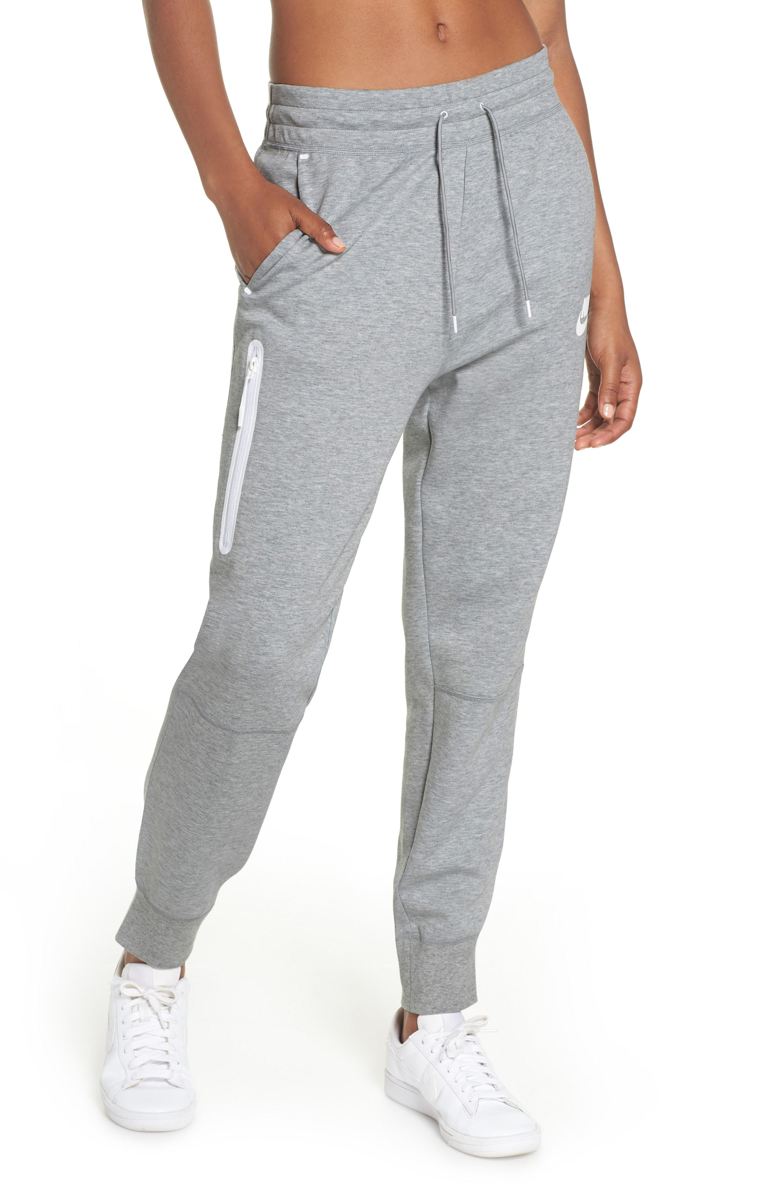 ae25d9d4 Nike Sportswear Tech Fleece Jogger Pants in Blue - Lyst