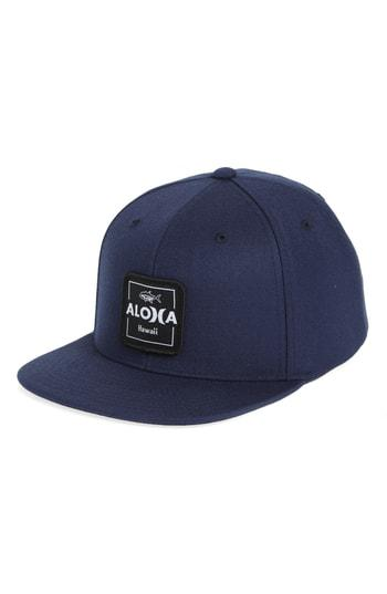 Lyst - Hurley Aloha Cruiser 2 Cap - in Black for Men a1a8f8e78a18