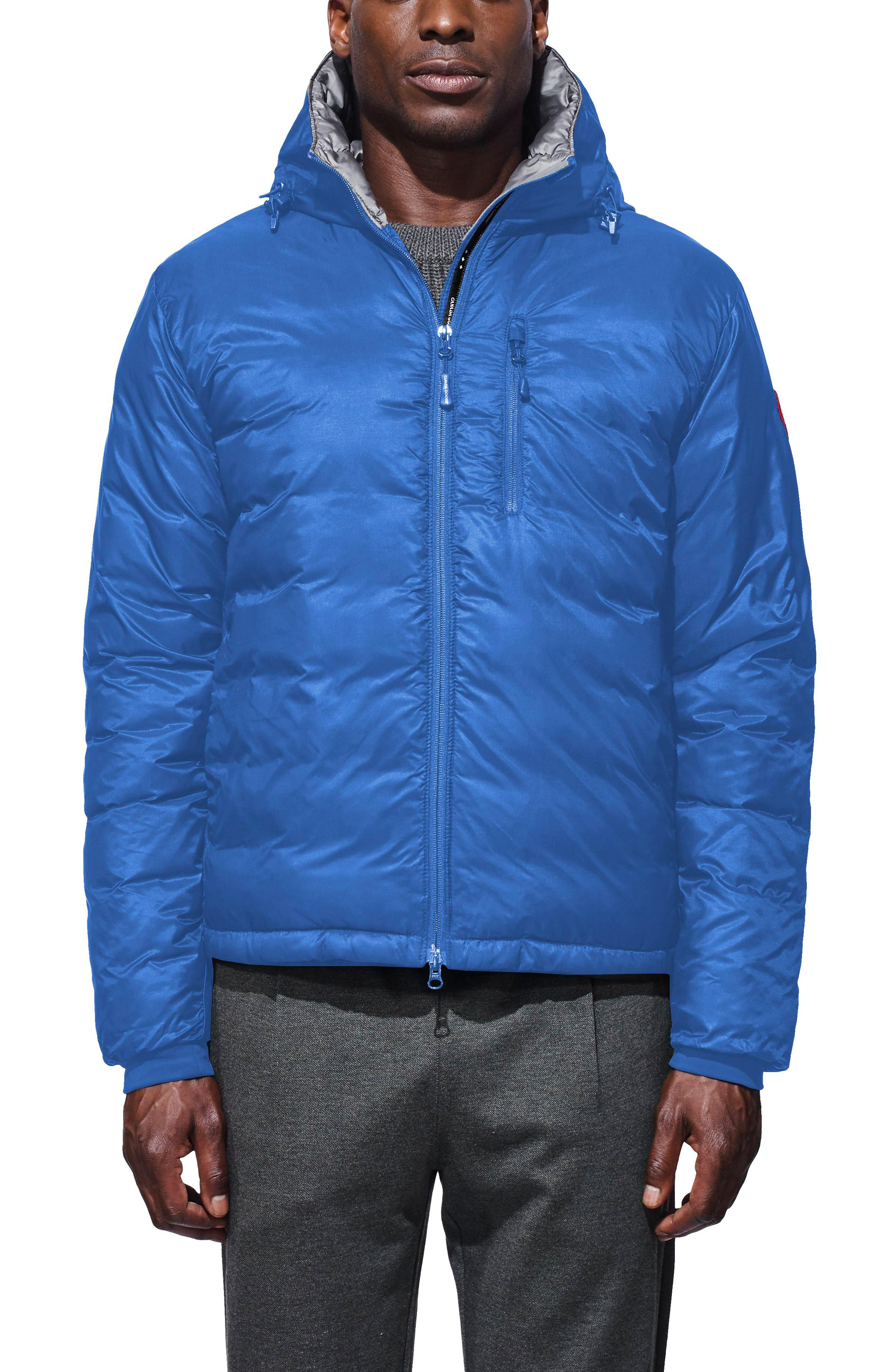 Canada Goose Pbi Lodge Slim Fit Packable Down Hooded