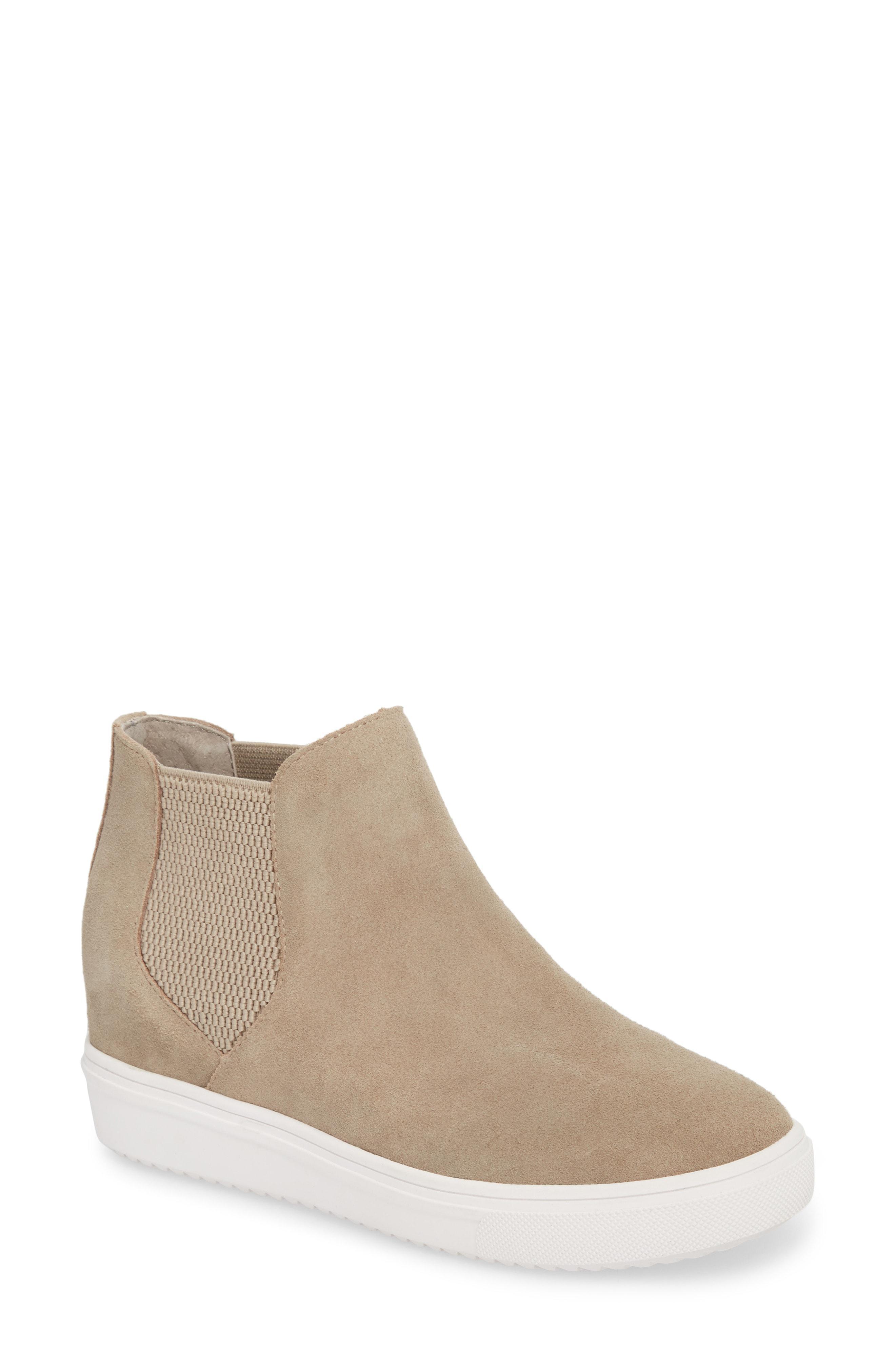c74da5586881 Lyst - Steve Madden Sultan Chelsea Wedge Sneaker (women) in Brown