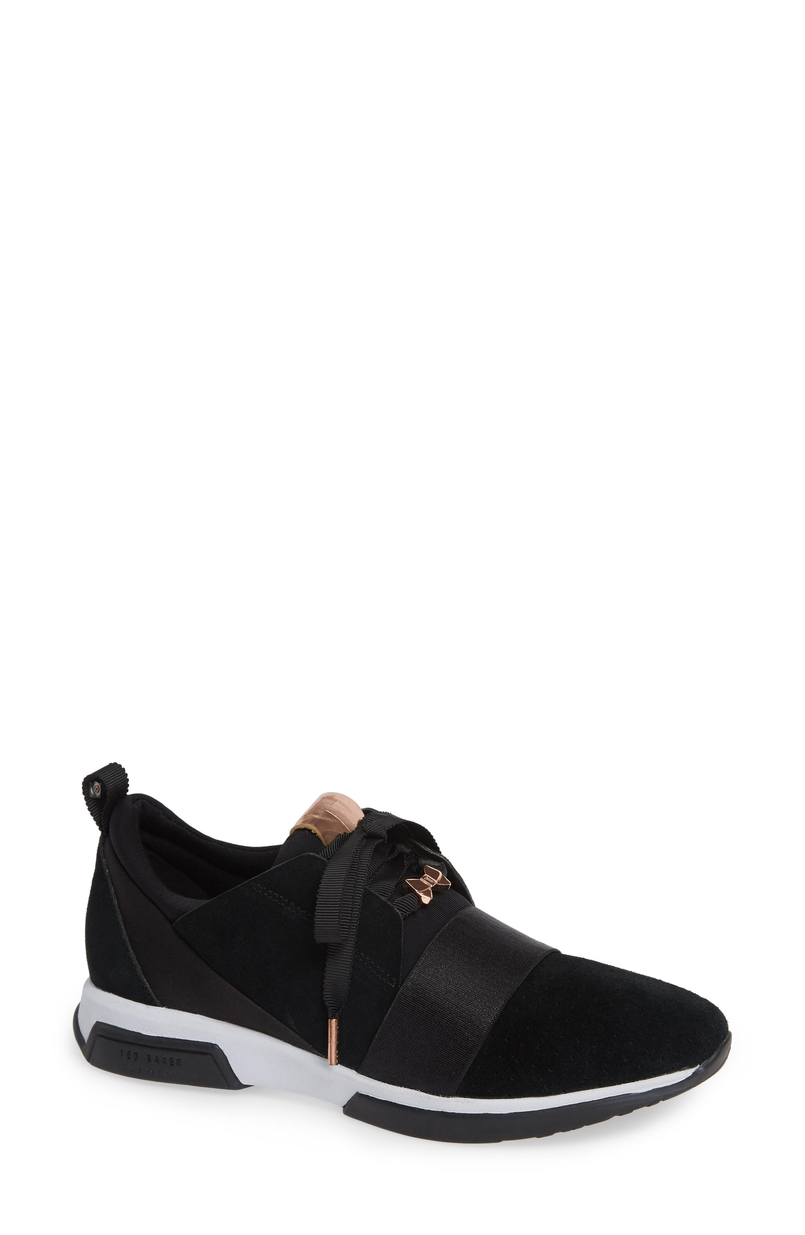 73c104c484cf24 Ted Baker - Womens Tranquility Black Cepap 2 Trainers Women s Slip-ons ( shoes). View fullscreen