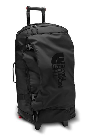 Lyst - The North Face Rolling Thunder Wheeled Duffel Bag In Black For Men
